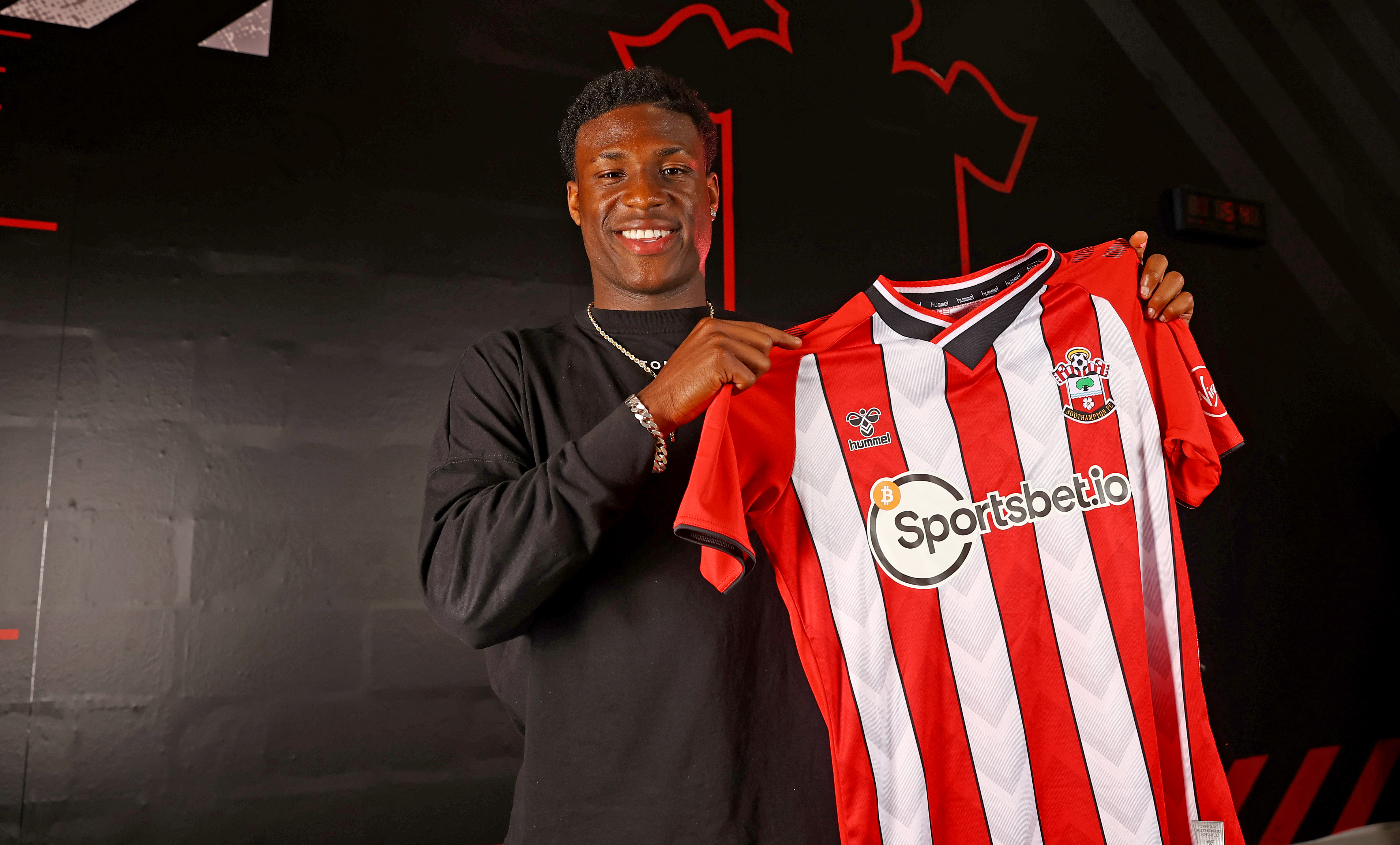 Southampton, Saints, Everton, Thierry Small, transfer, signing, news