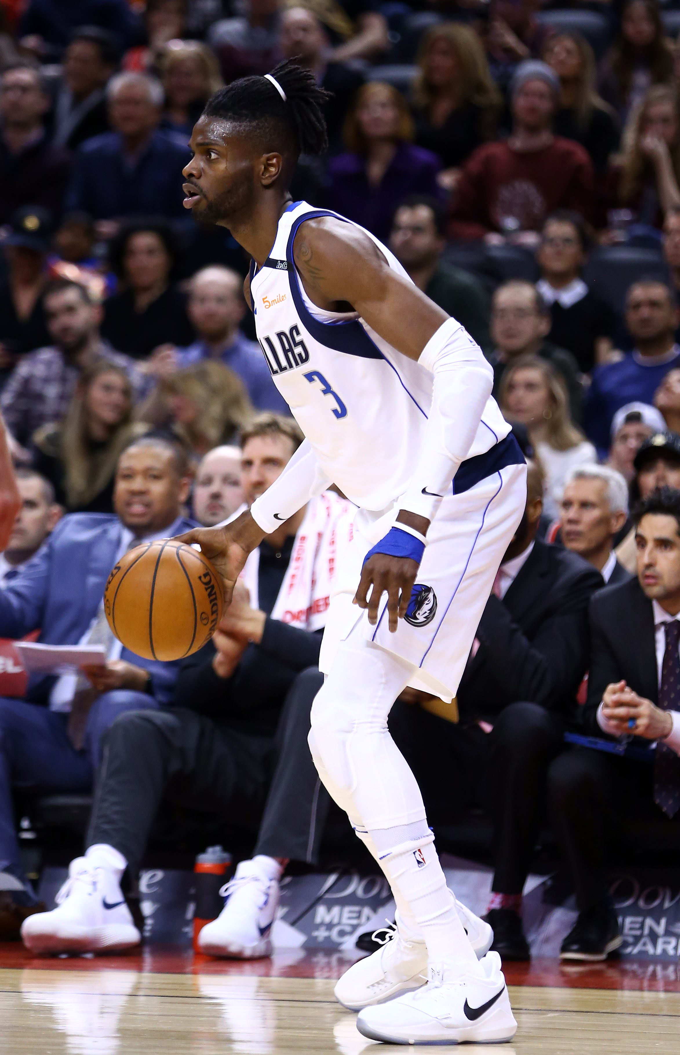 Dallas Mavericks v Toronto Raptors