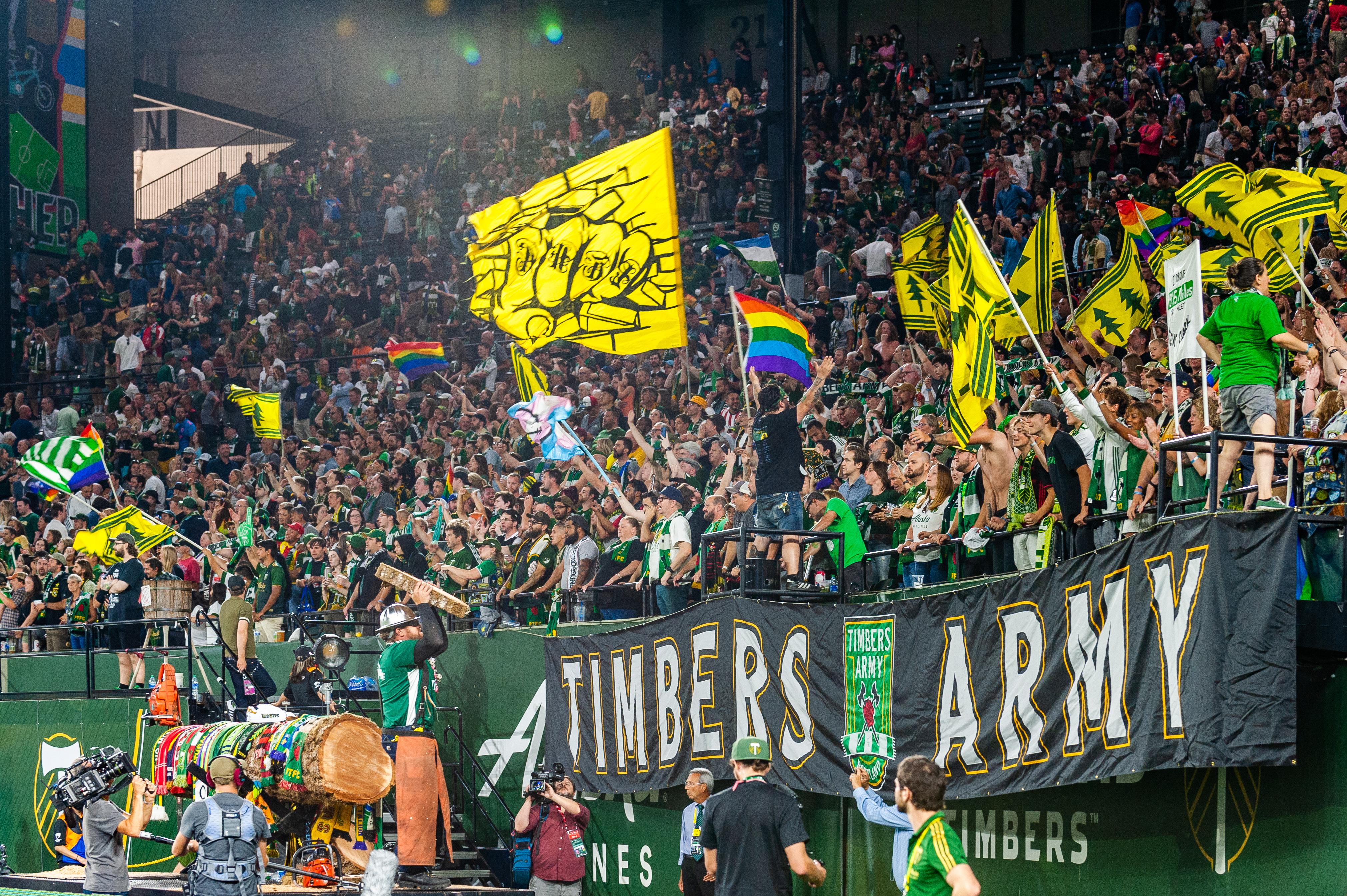 SOCCER: JUL 17 MLS - FC Dallas at Portland Timbers