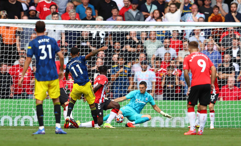 Southampton v Manchester United - Premier League