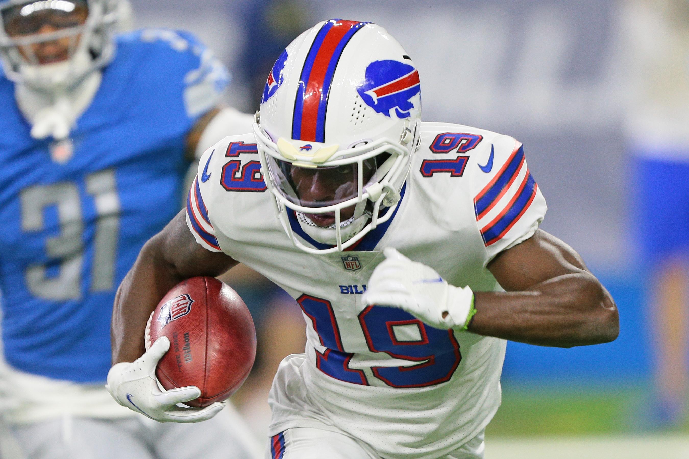 Buffalo Bills vs Detroit Lions