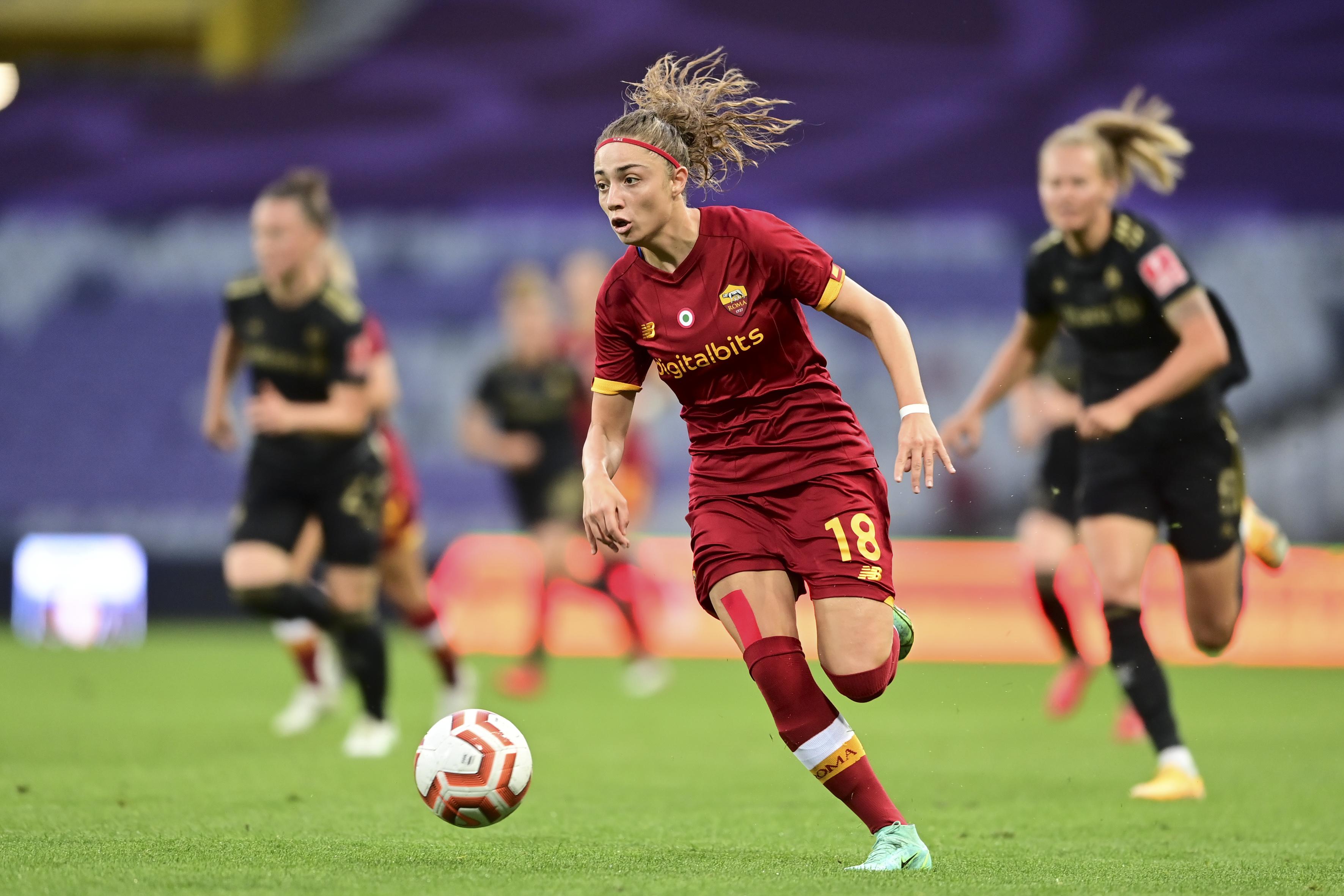 Bayern Munich Women v AS Roma Women - Pre-Season Friendly