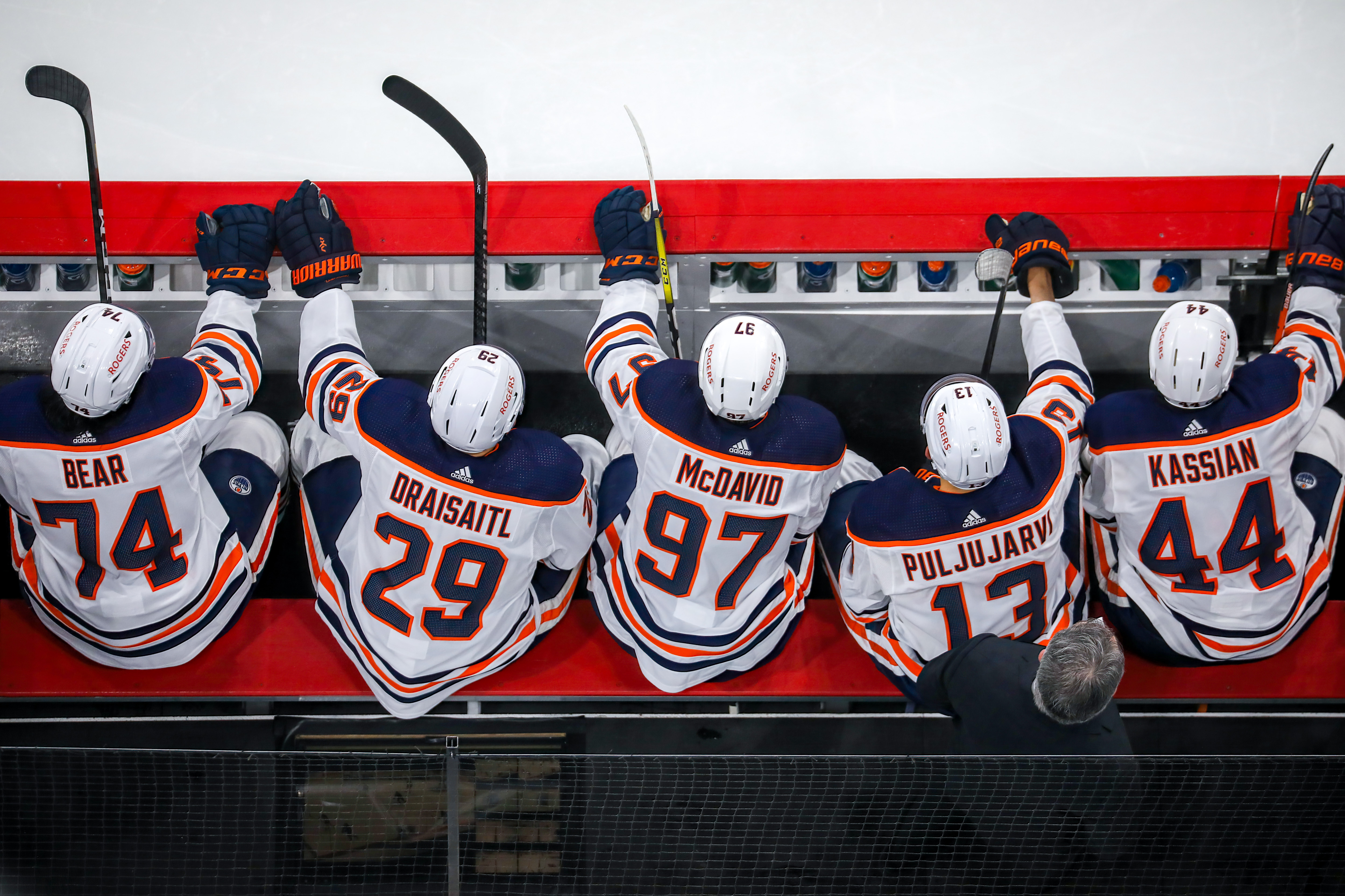Edmonton Oilers v Winnipeg Jets - Game Three