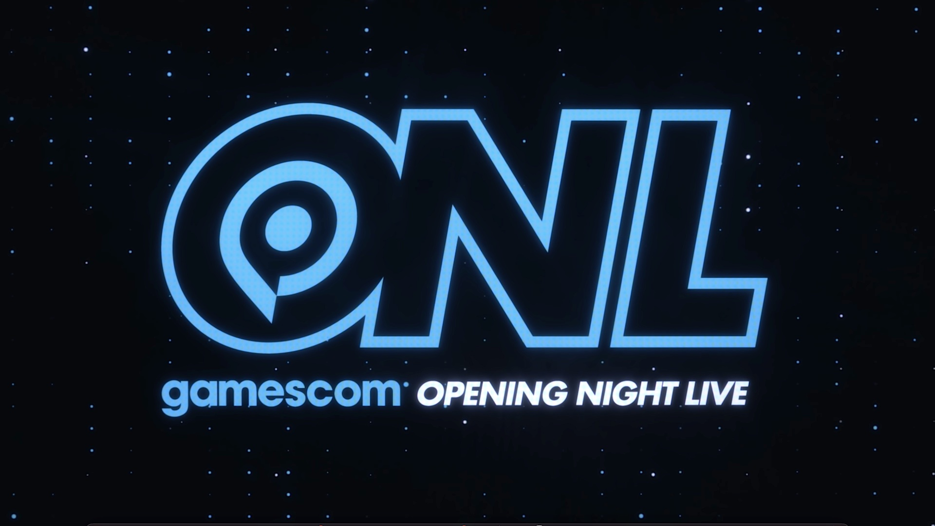 Logo for Gamescom Opening Night Live