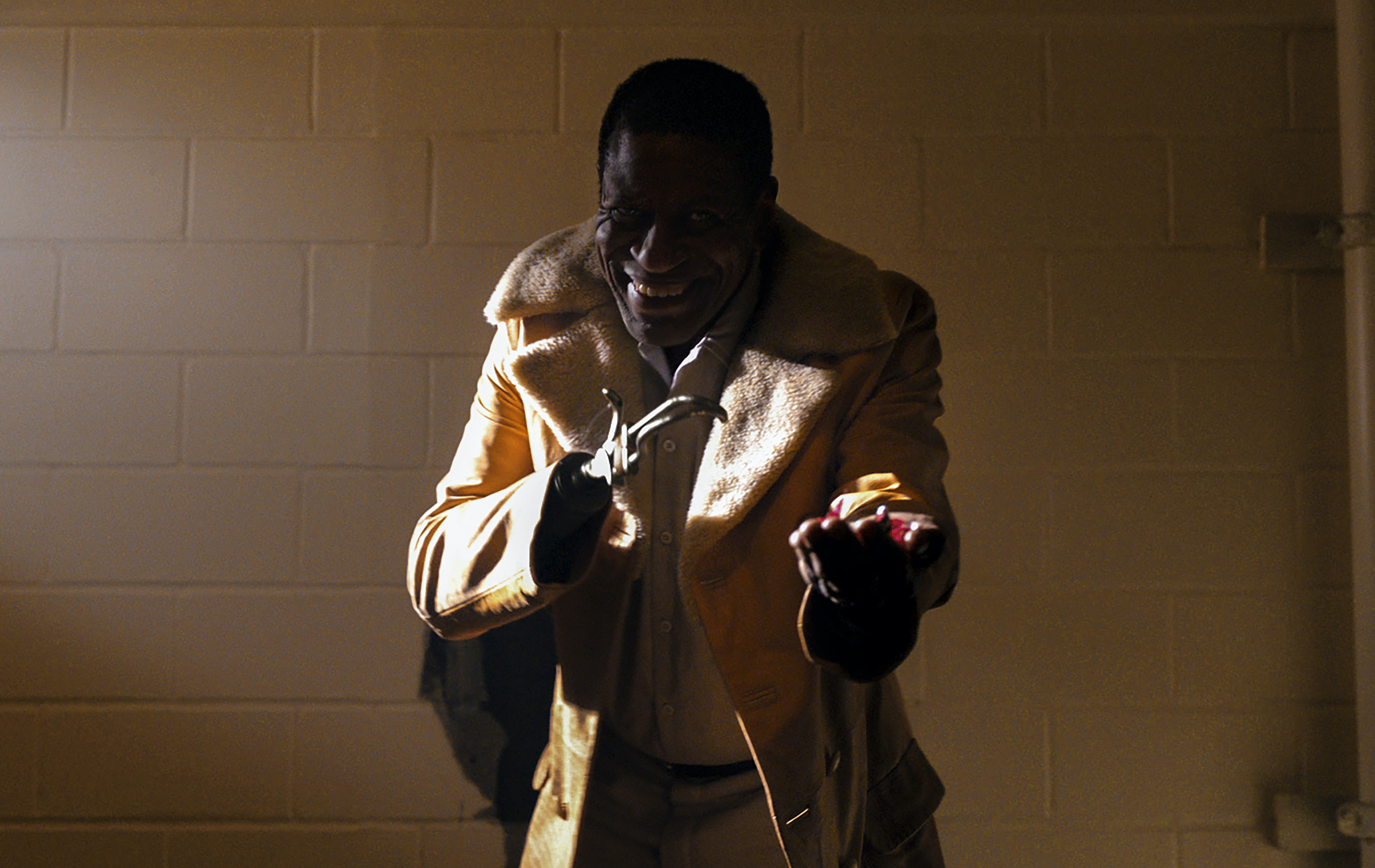 Michael Hargrove as Candyman in the 2021 Candyman