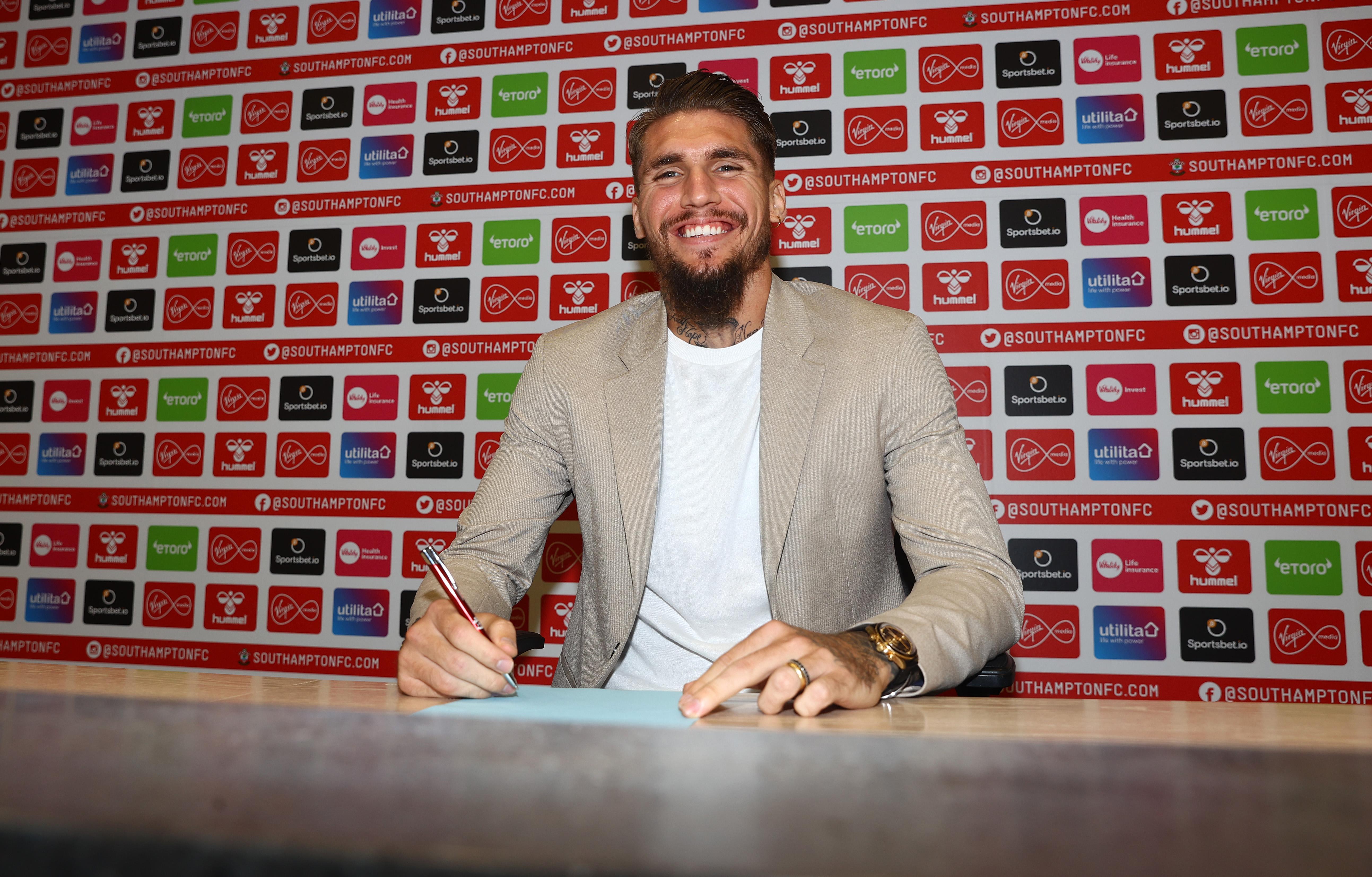 Southampton Unveil New Signing Lyanco, Saints, transfer, Jannik Vestergaard, Premier League, news, rumour