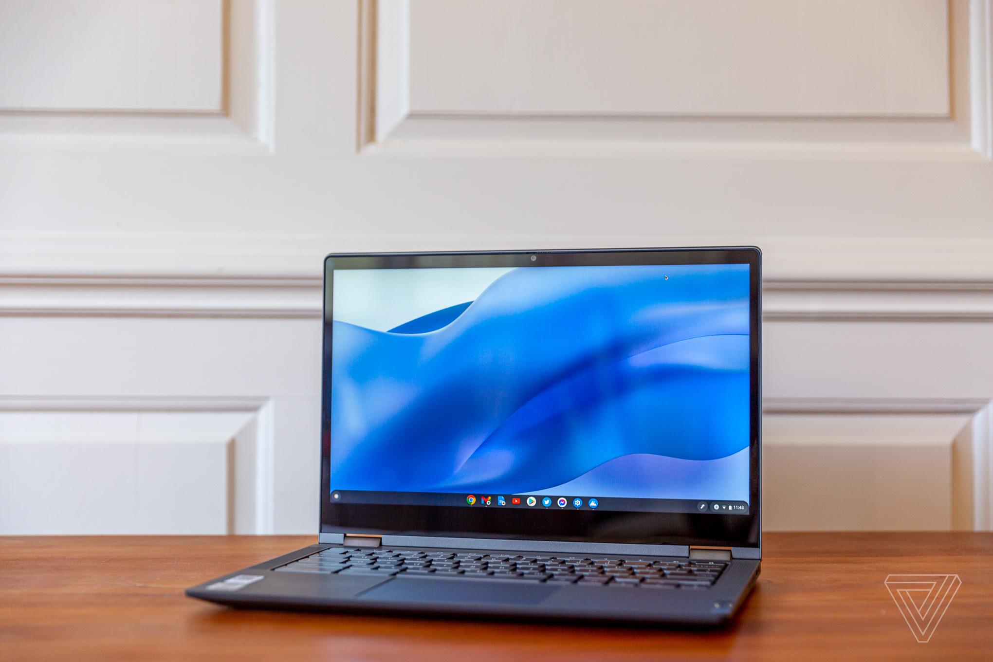 Best Chromebook 2021: Lenovo Flex 5 Chromebook
