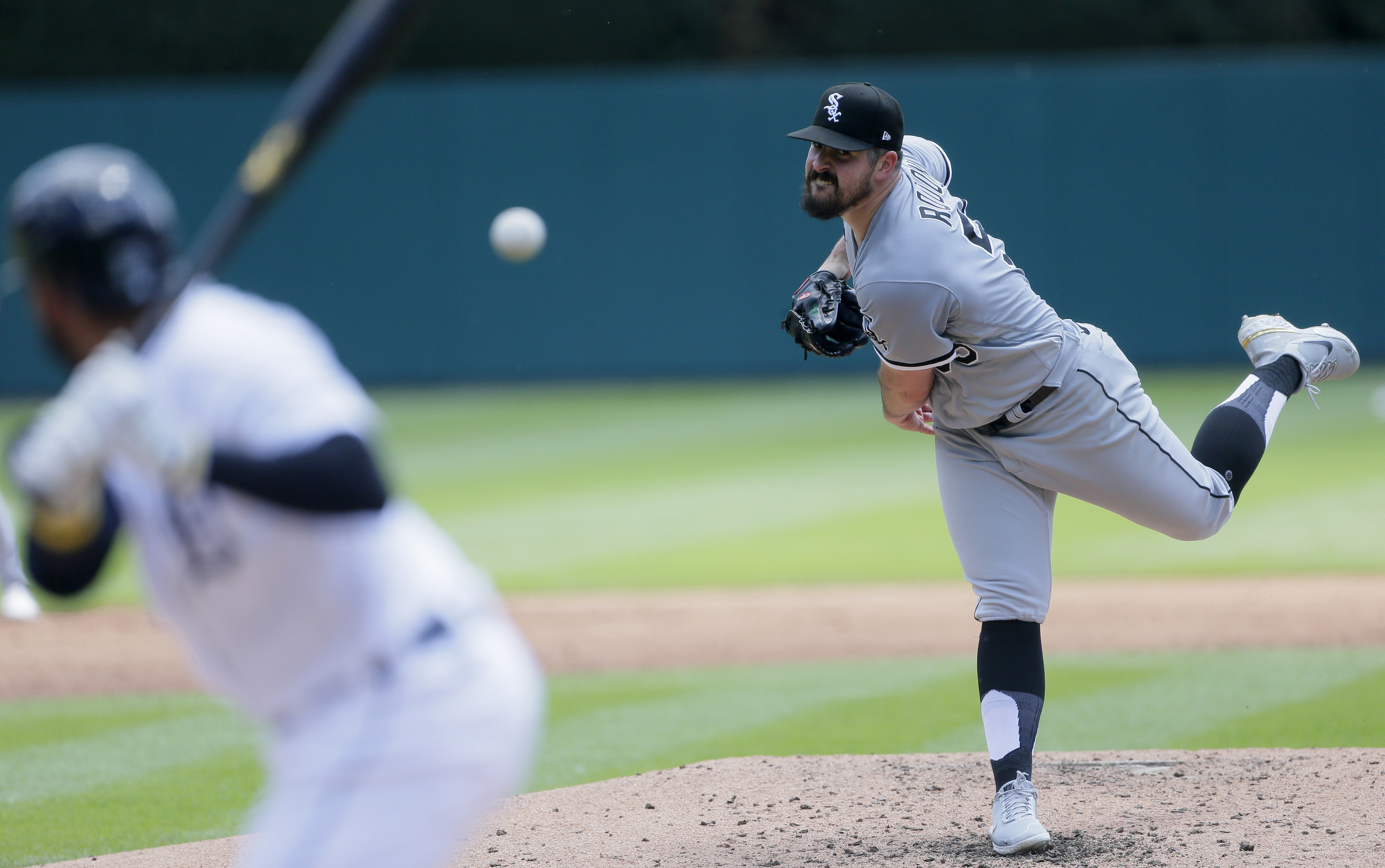 The White Sox' Carlos Rodon is expected to start Thursday's game against the Blue Jays.