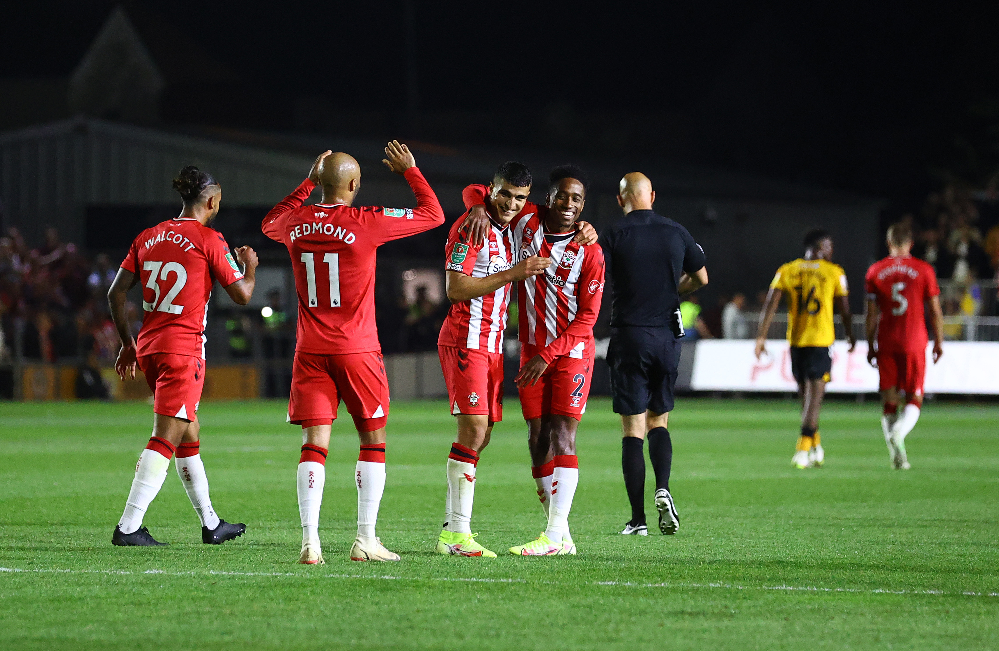 Newport County v Southampton - Carabao Cup Second Round, video, highlights, goals, match report