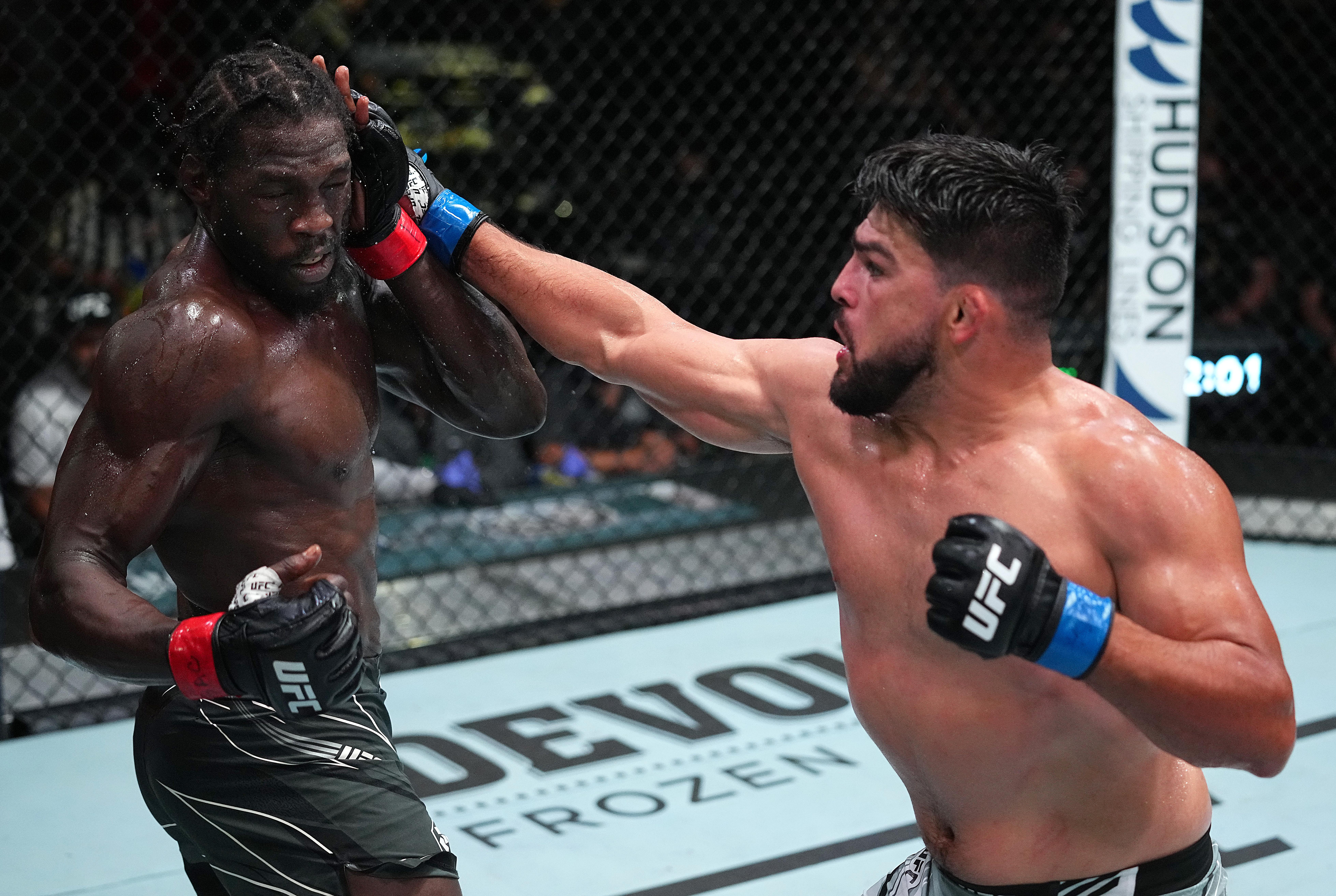 UFC Fight Night: Jarred Cannonier v Kelvin Gastelum