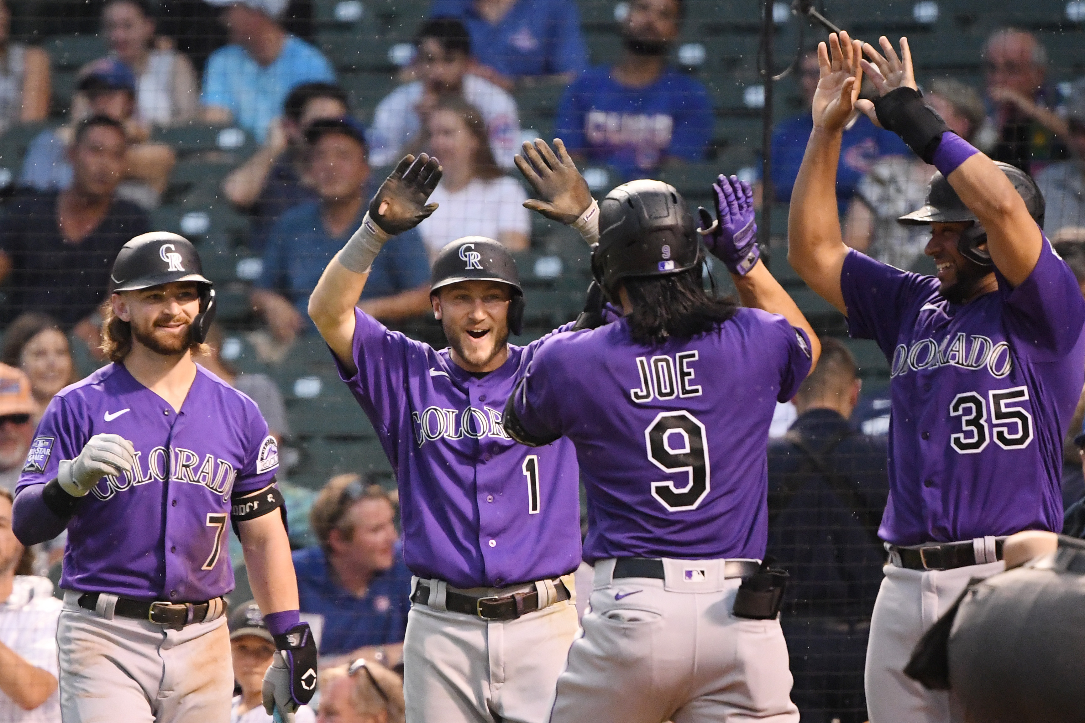 Colorado Rockies v Chicago Cubs - Game Two