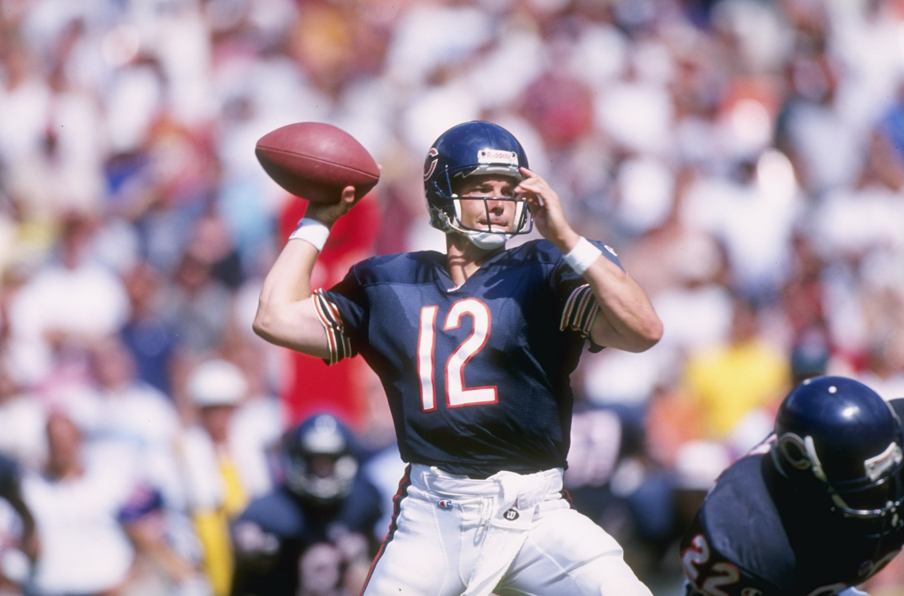 Erik Kramer Bears