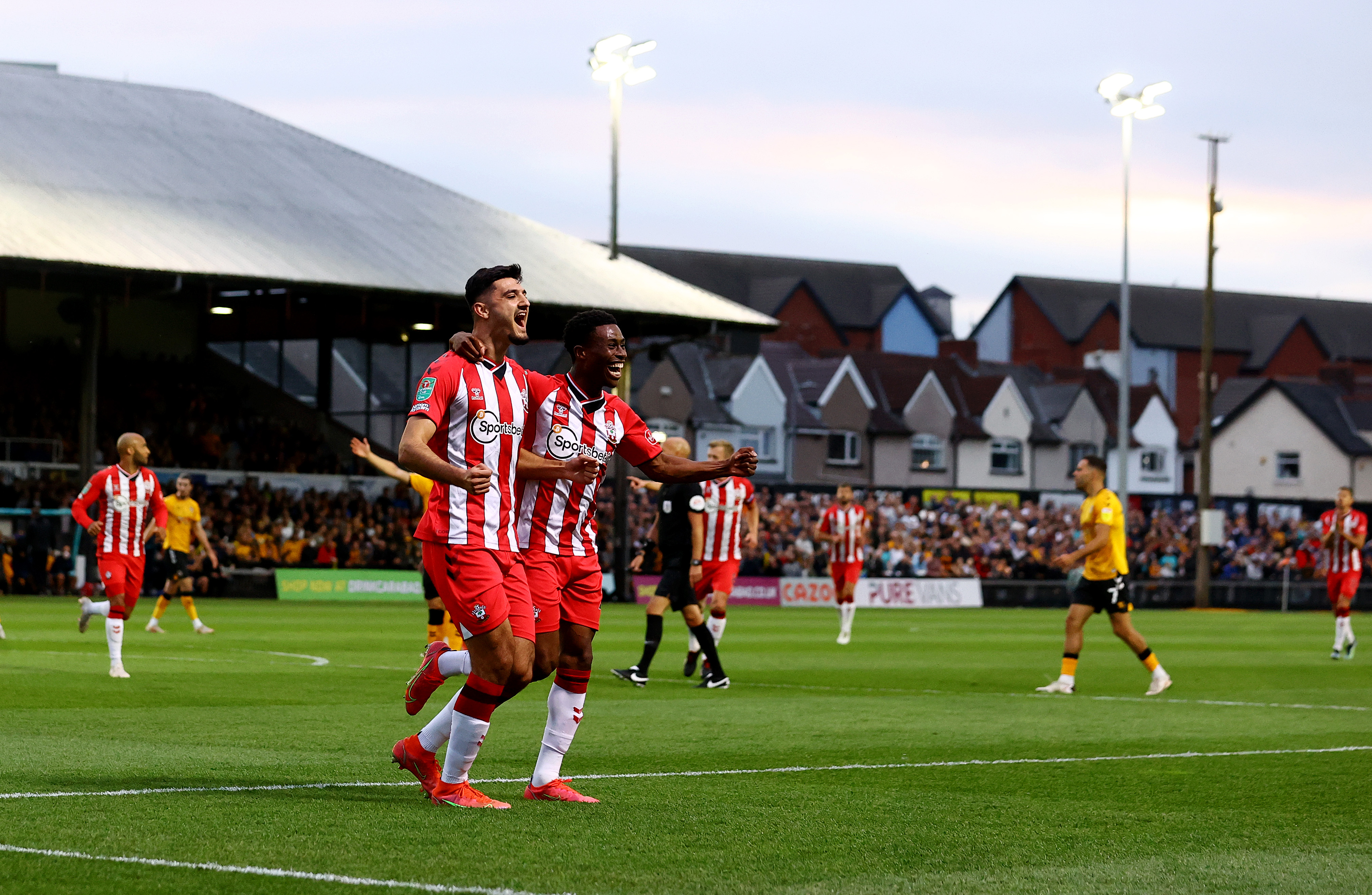 Newport County v Southampton - Carabao Cup Second Round