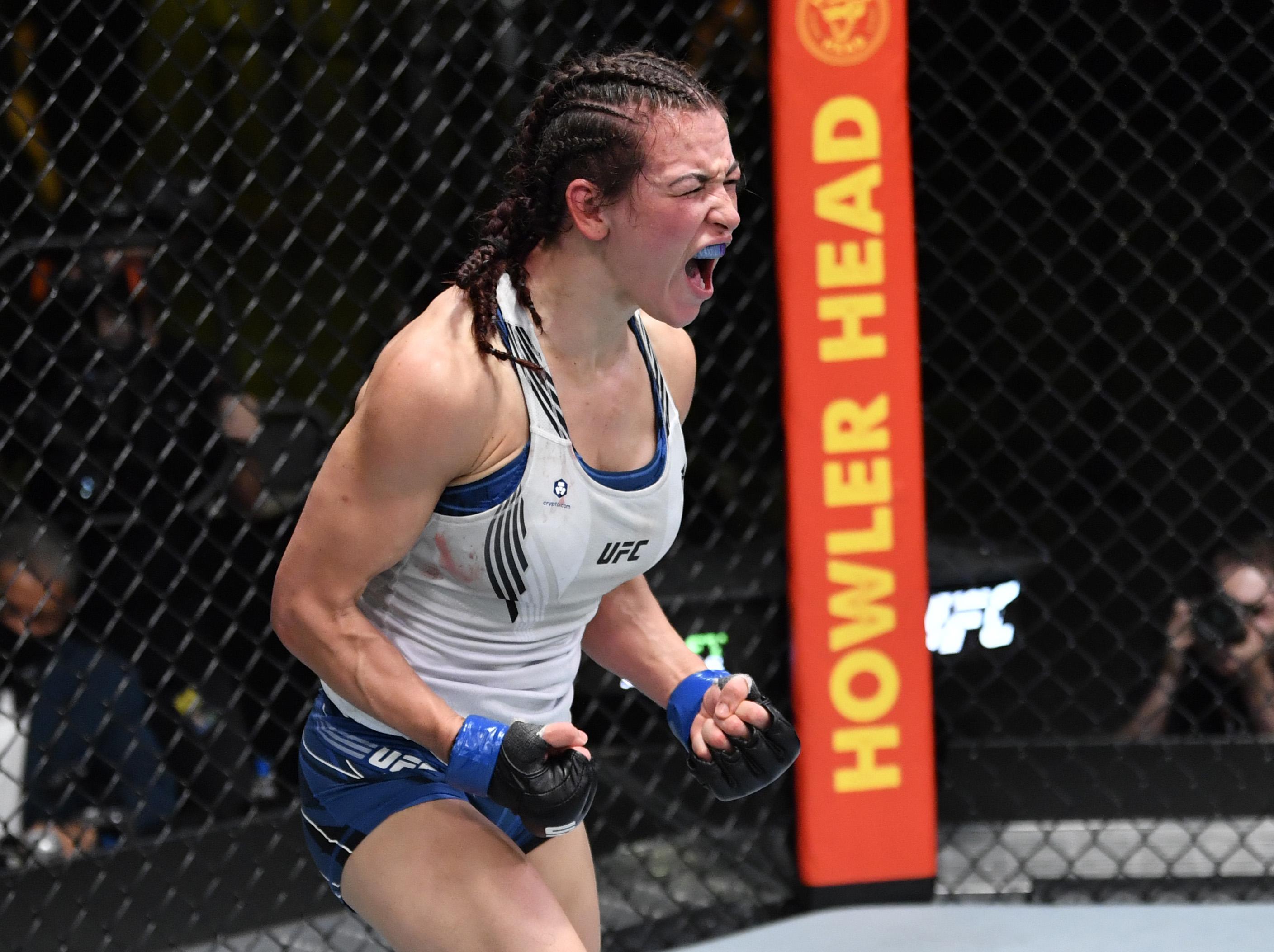UFC Fight Night: Reneau v Tate