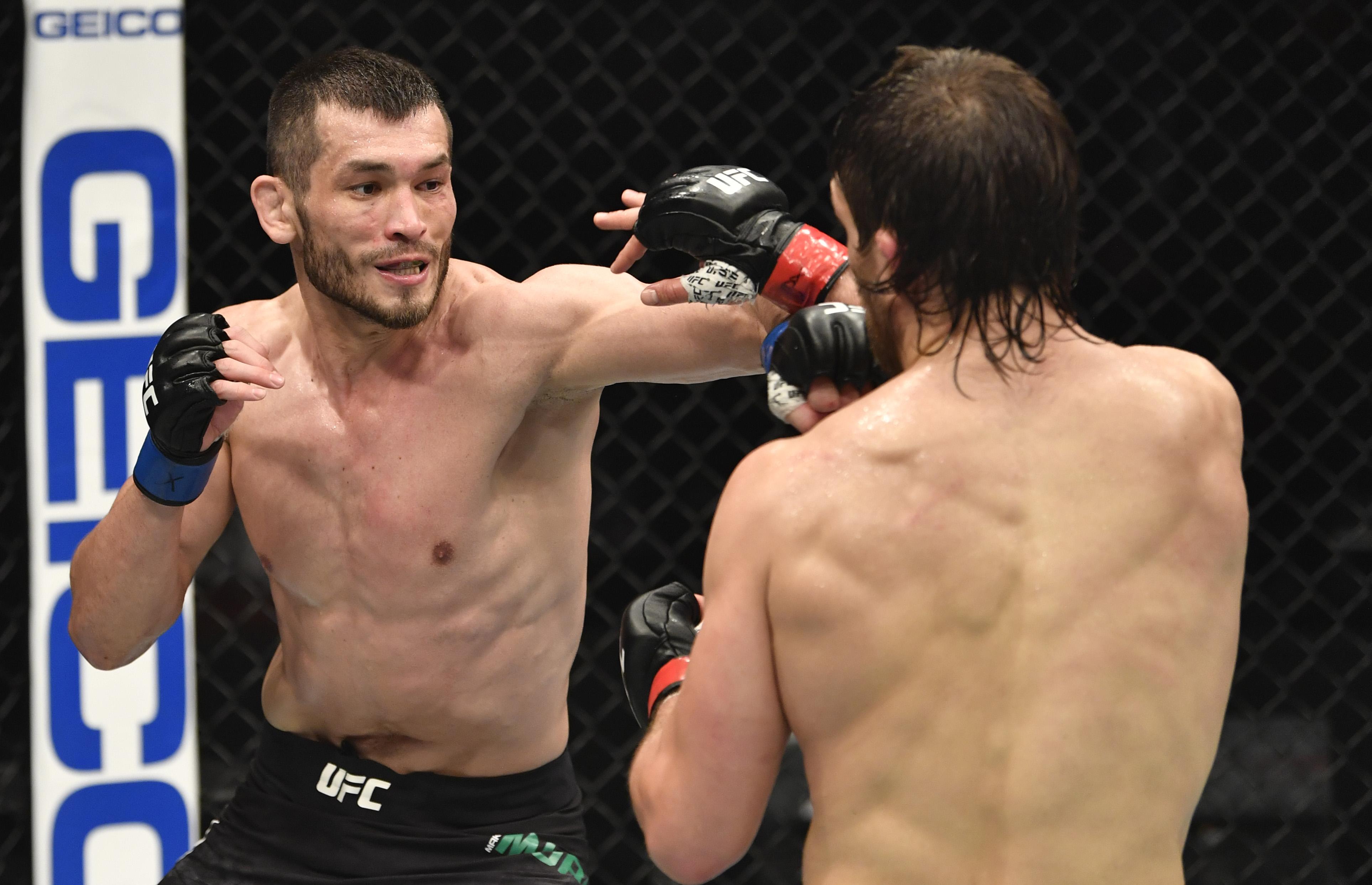 UFC 257: Sanchez v Muradov