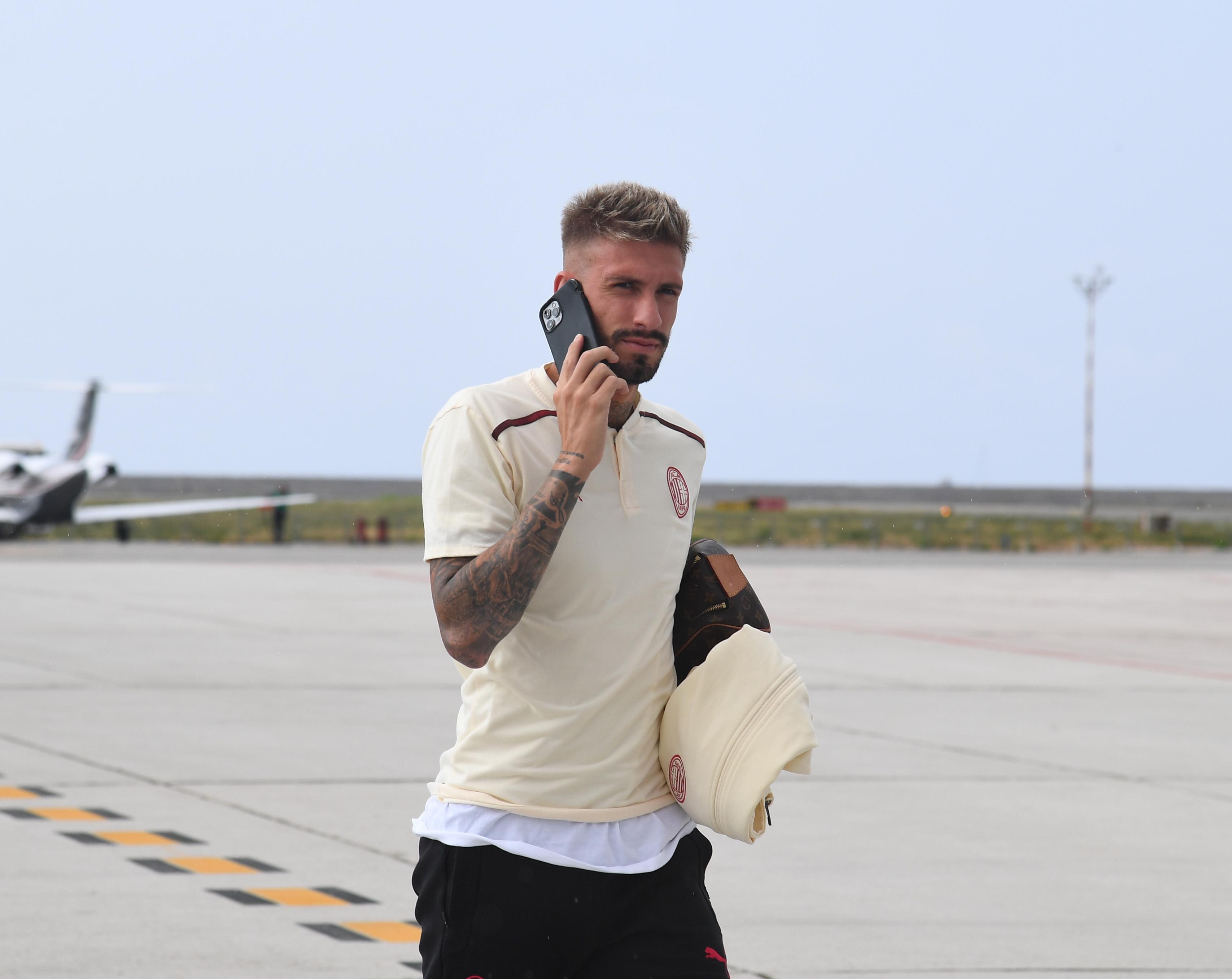 AC Milan Travel To Genoa