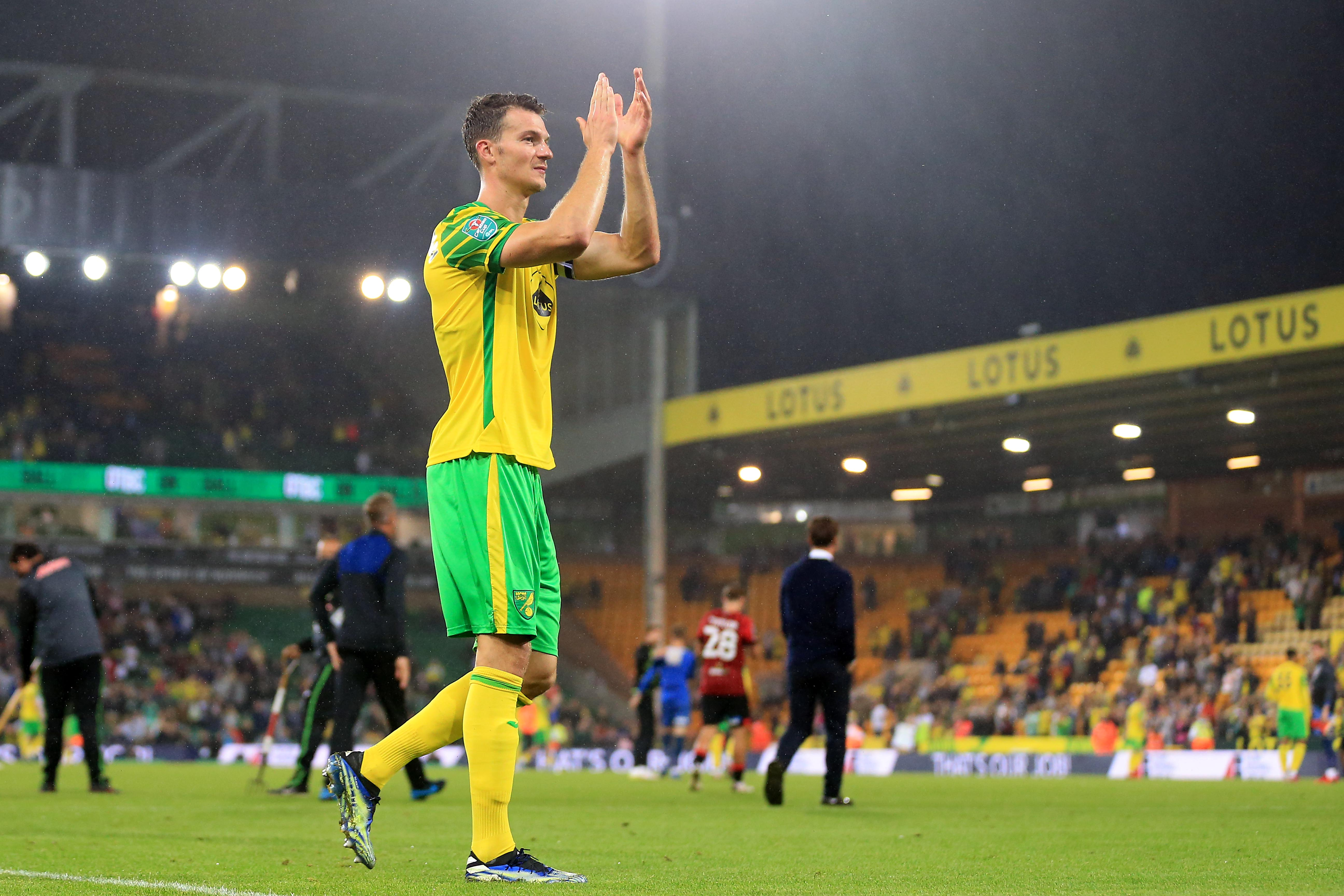 Norwich City v AFC Bournemouth - Carabao Cup Second Round