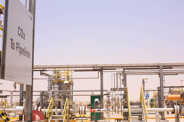Inside Saudi Aramco's Hawiyah Natural Gas Liquids Recovery Plant