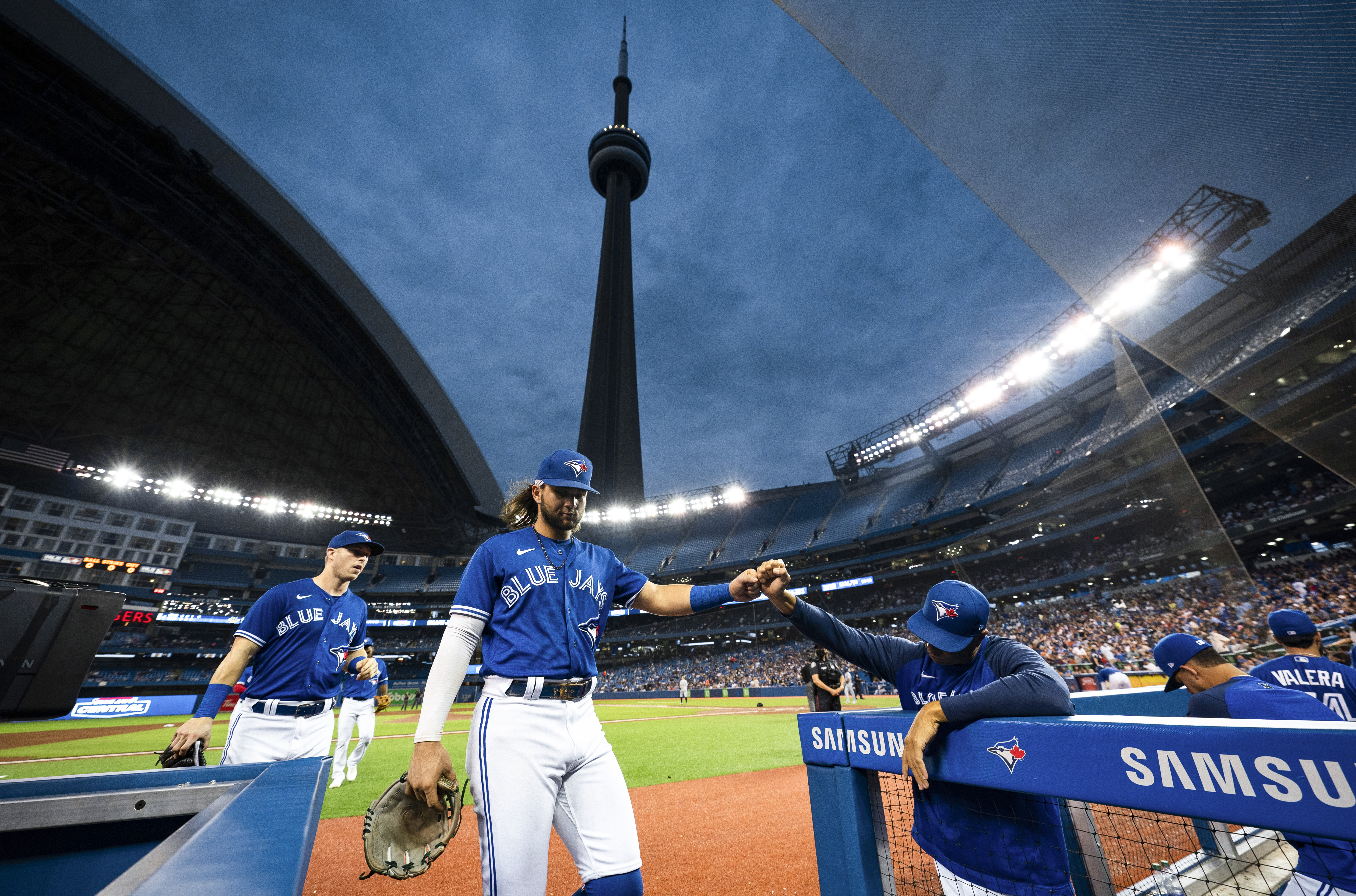 Chicago White Sox v Toronto Blue Jays
