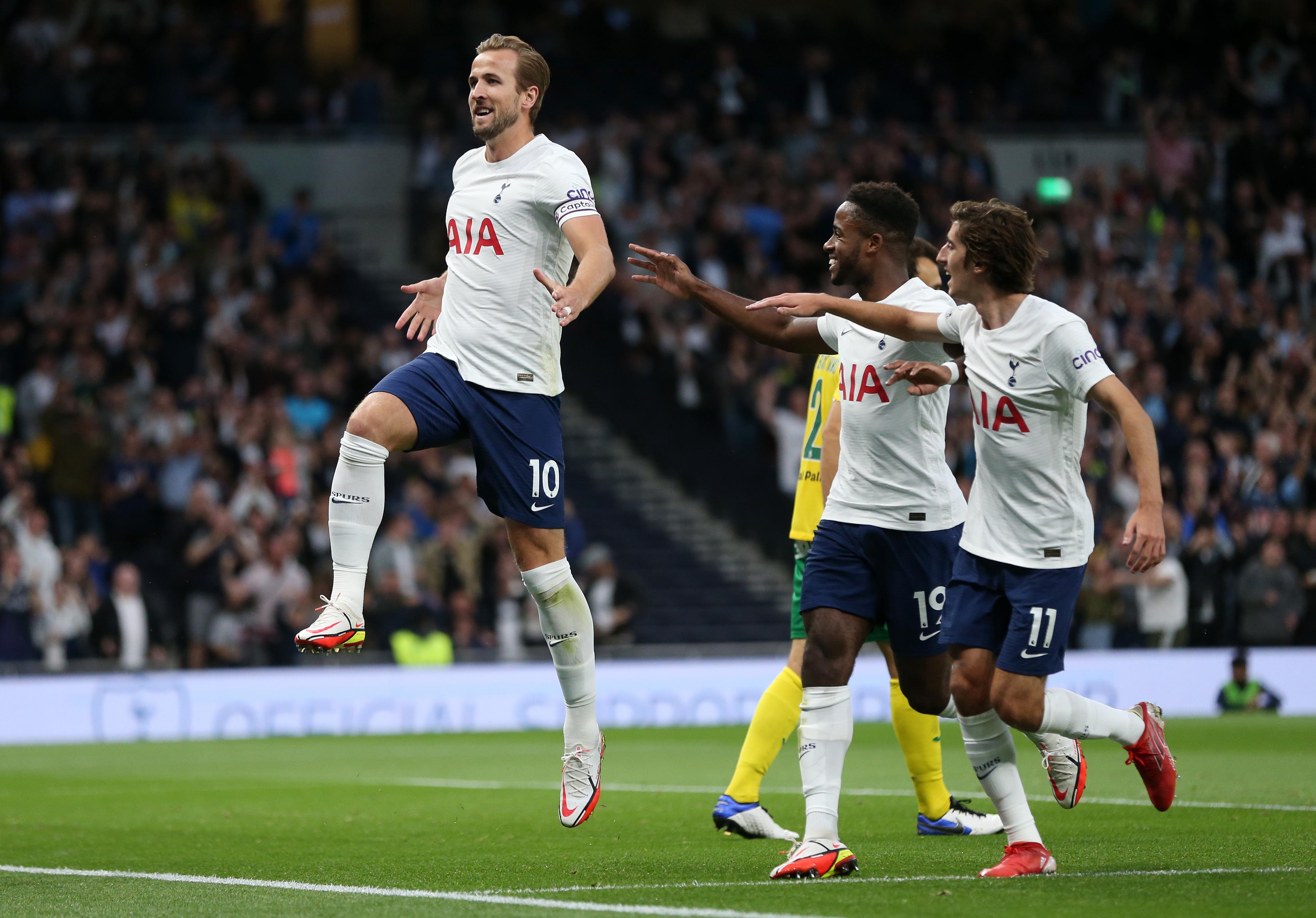 Tottenham Hotspur v Pacos de Ferreira - UEFA Conference League: Play-Offs Leg Two
