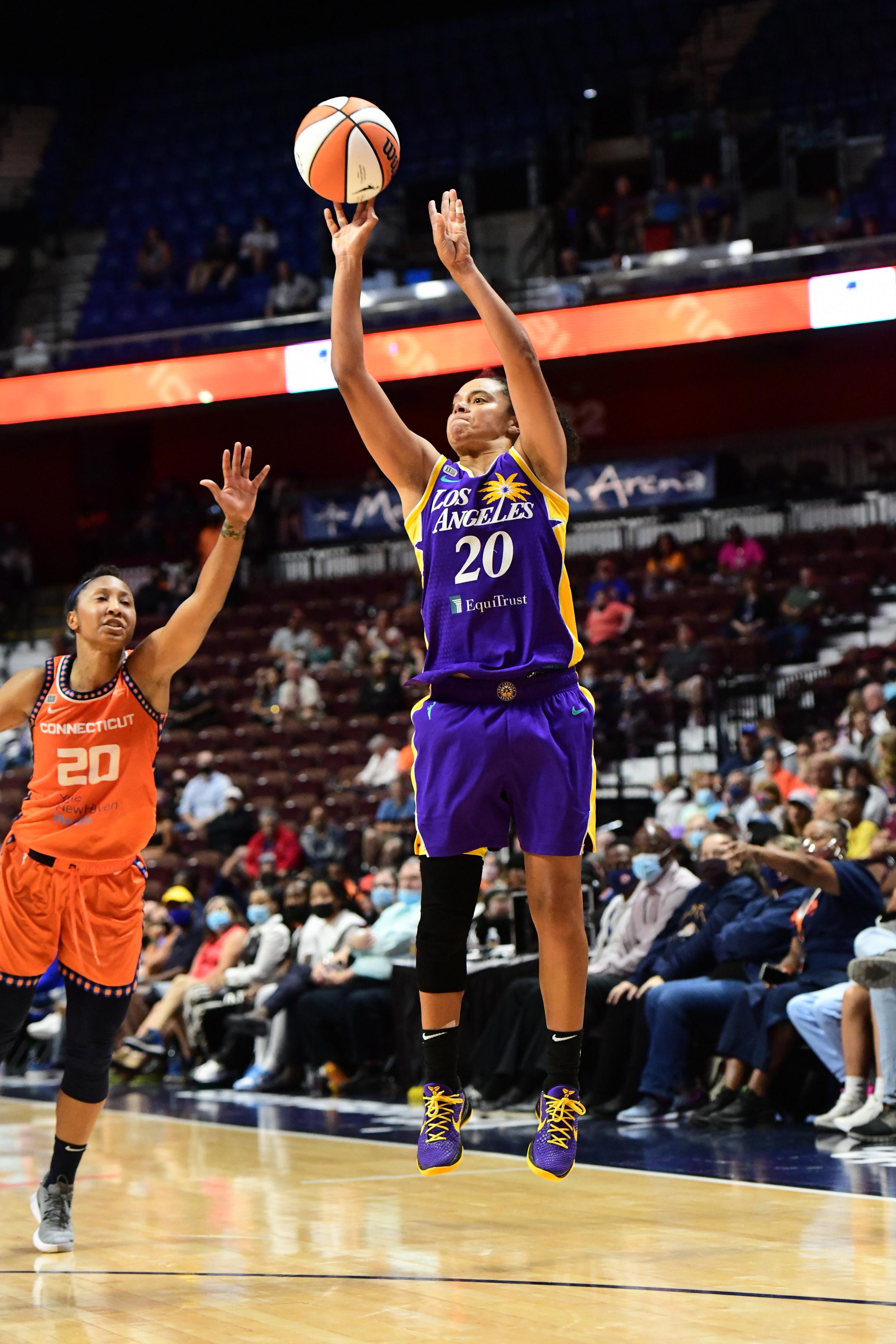Los Angeles Sparks v Connecticut Sun