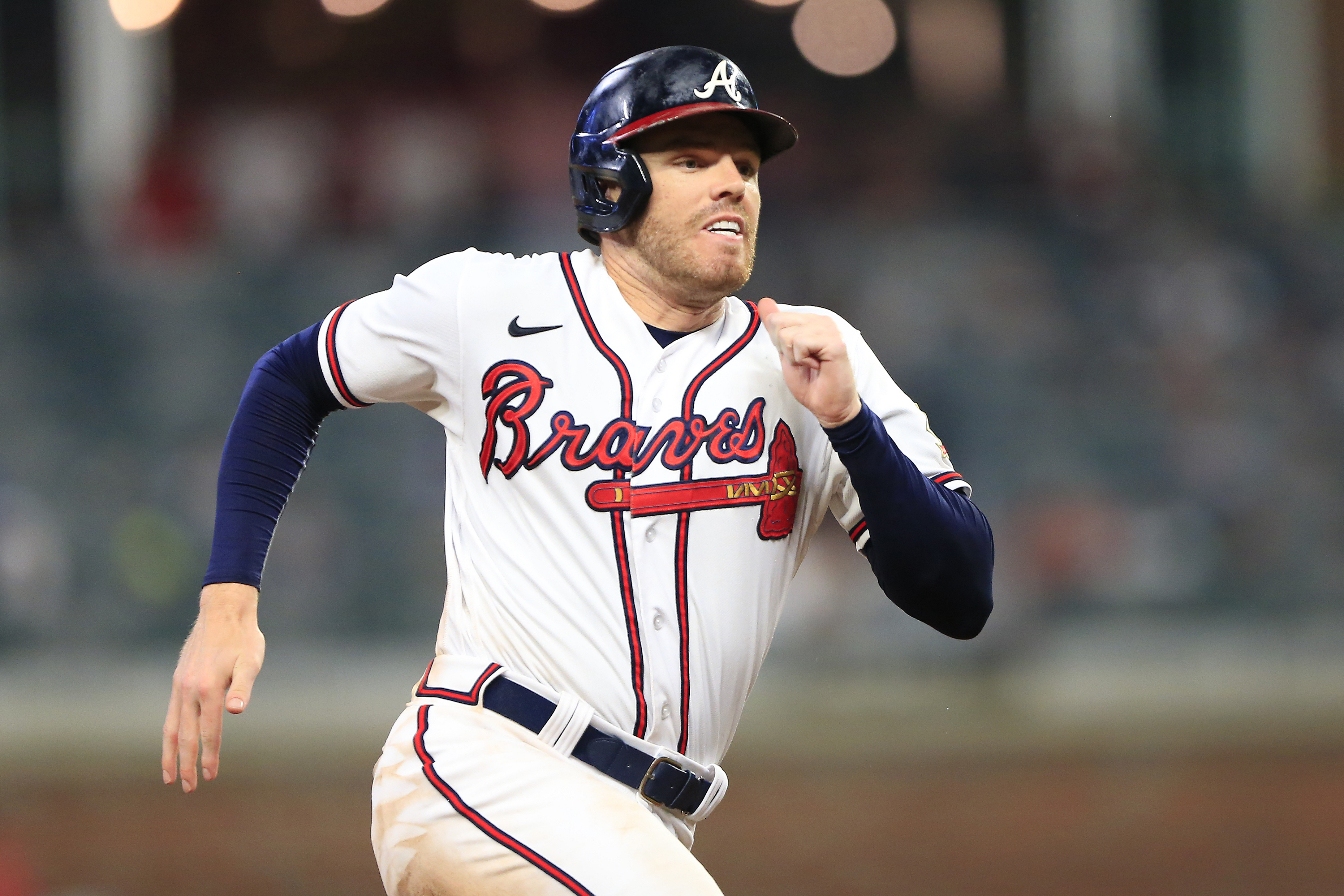 MLB: AUG 24 Yankees at Braves