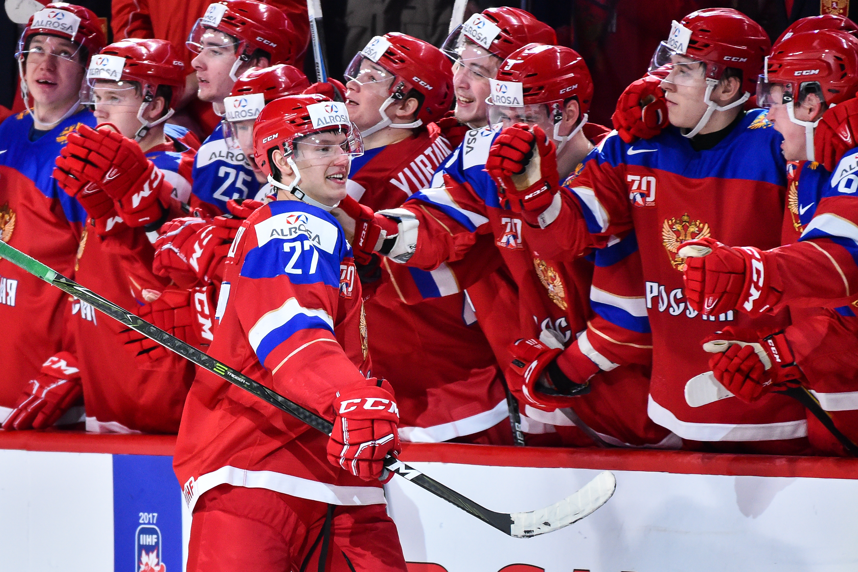 United States v Russia: Semifinal - 2017 IIHF World Junior Championship