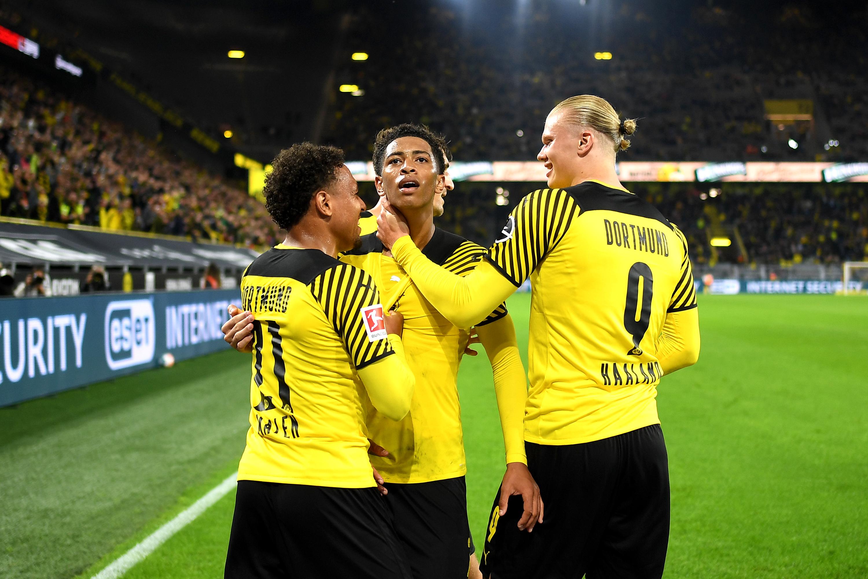 Borussia Dortmund v TSG Hoffenheim - Bundesliga