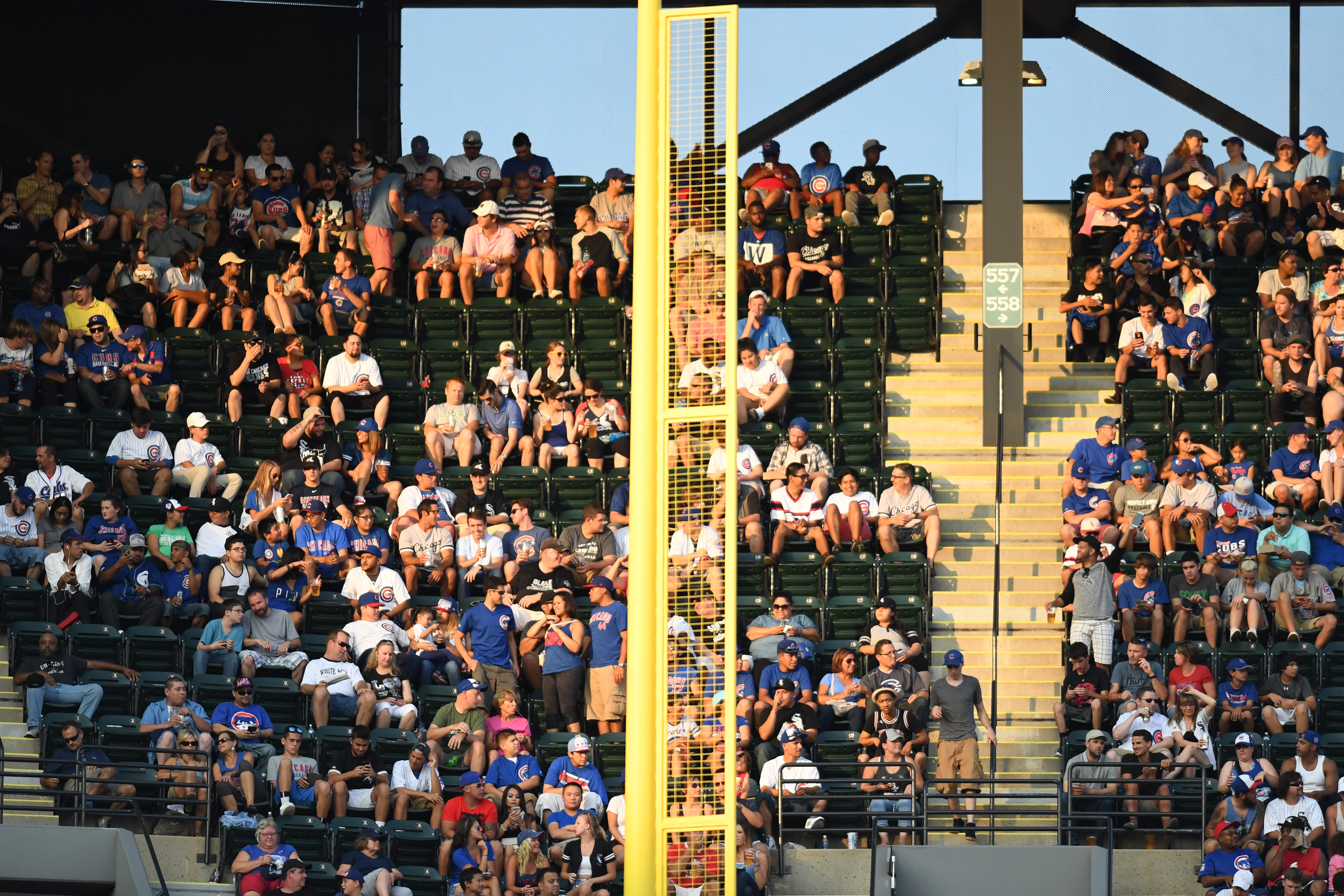 MLB: JUL 26 Cubs at White Sox