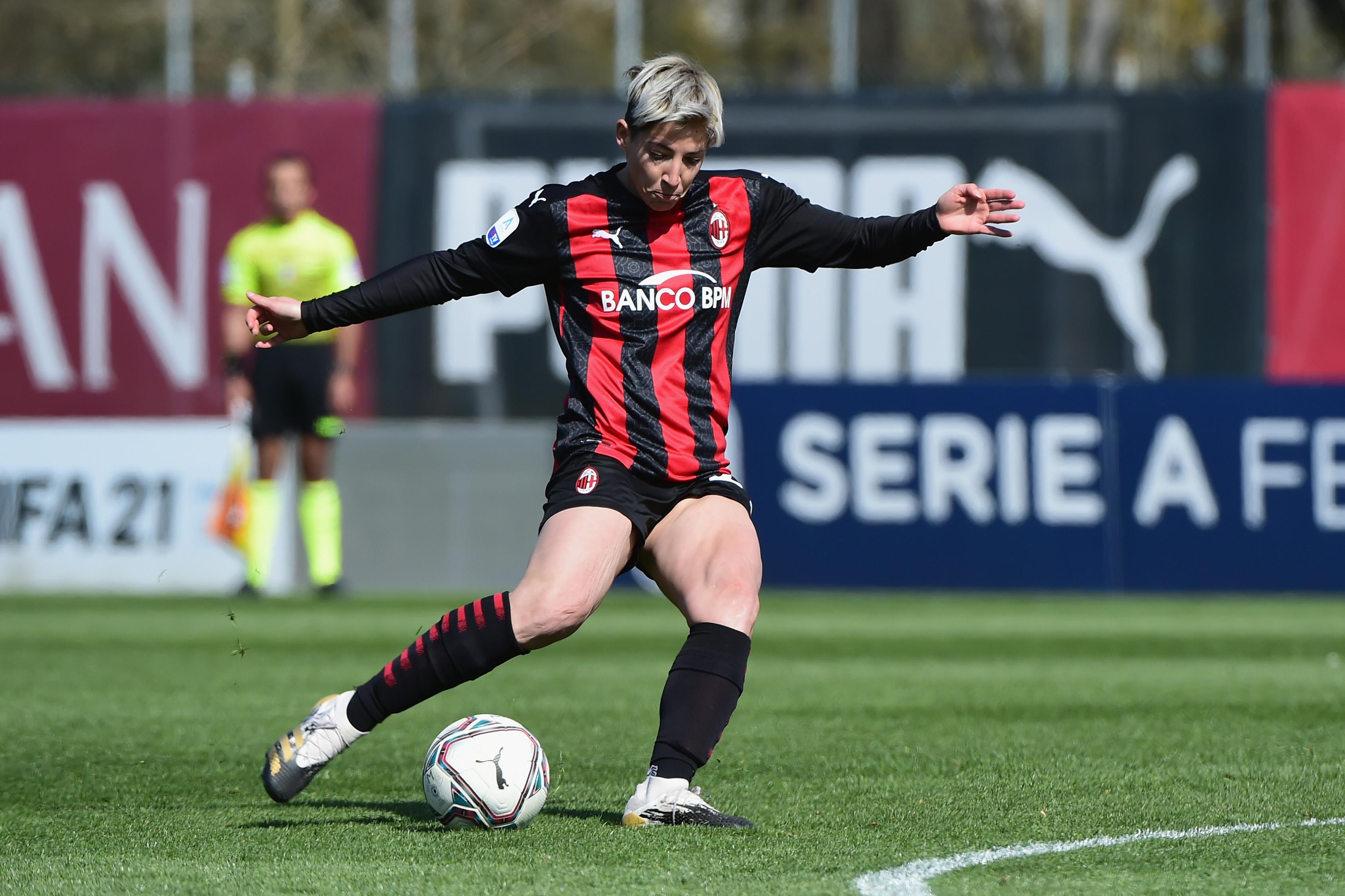 AC Milan v Empoli Ladies - Women Serie A