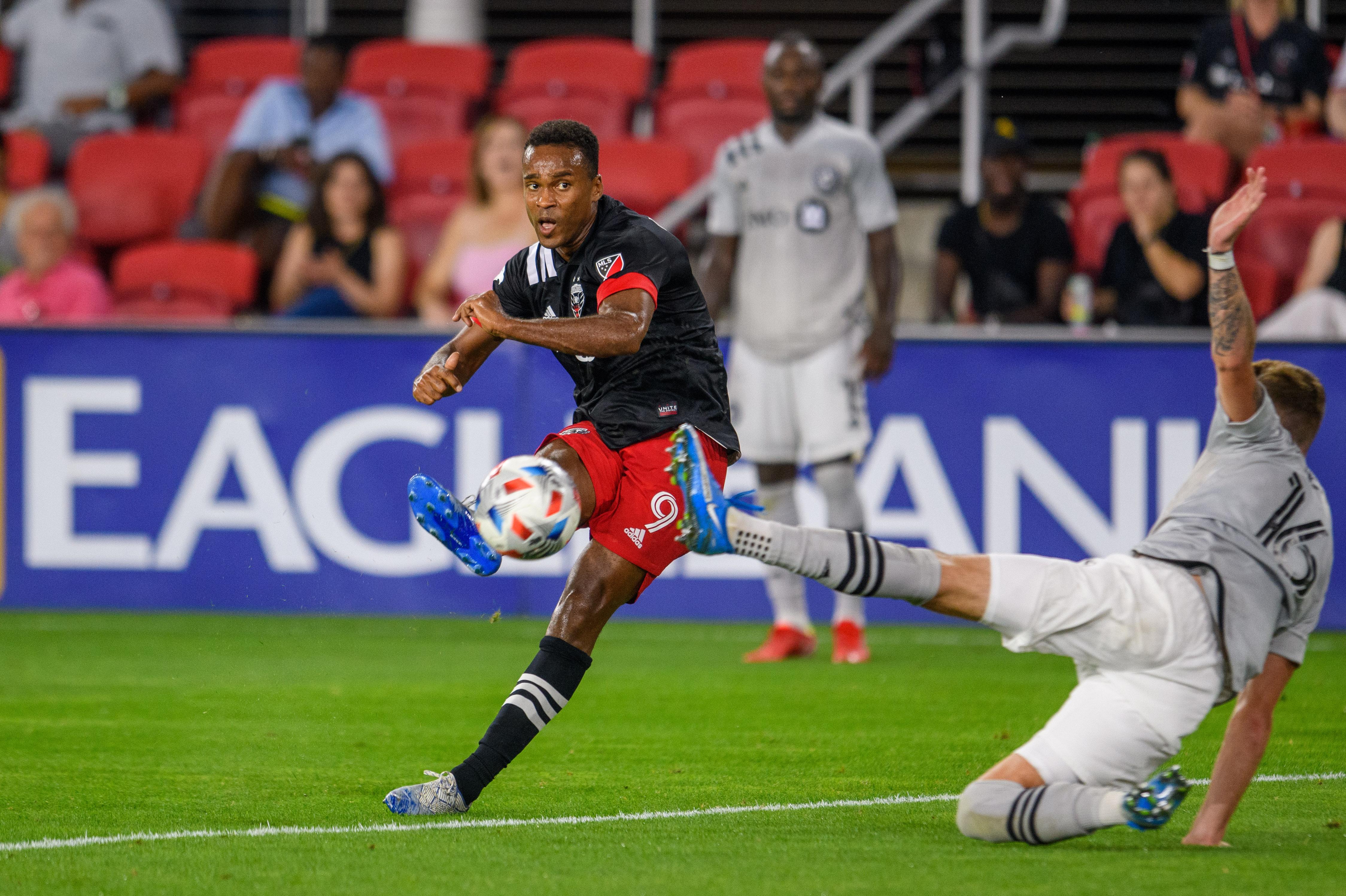 MLS: CF Montreal at D.C. United