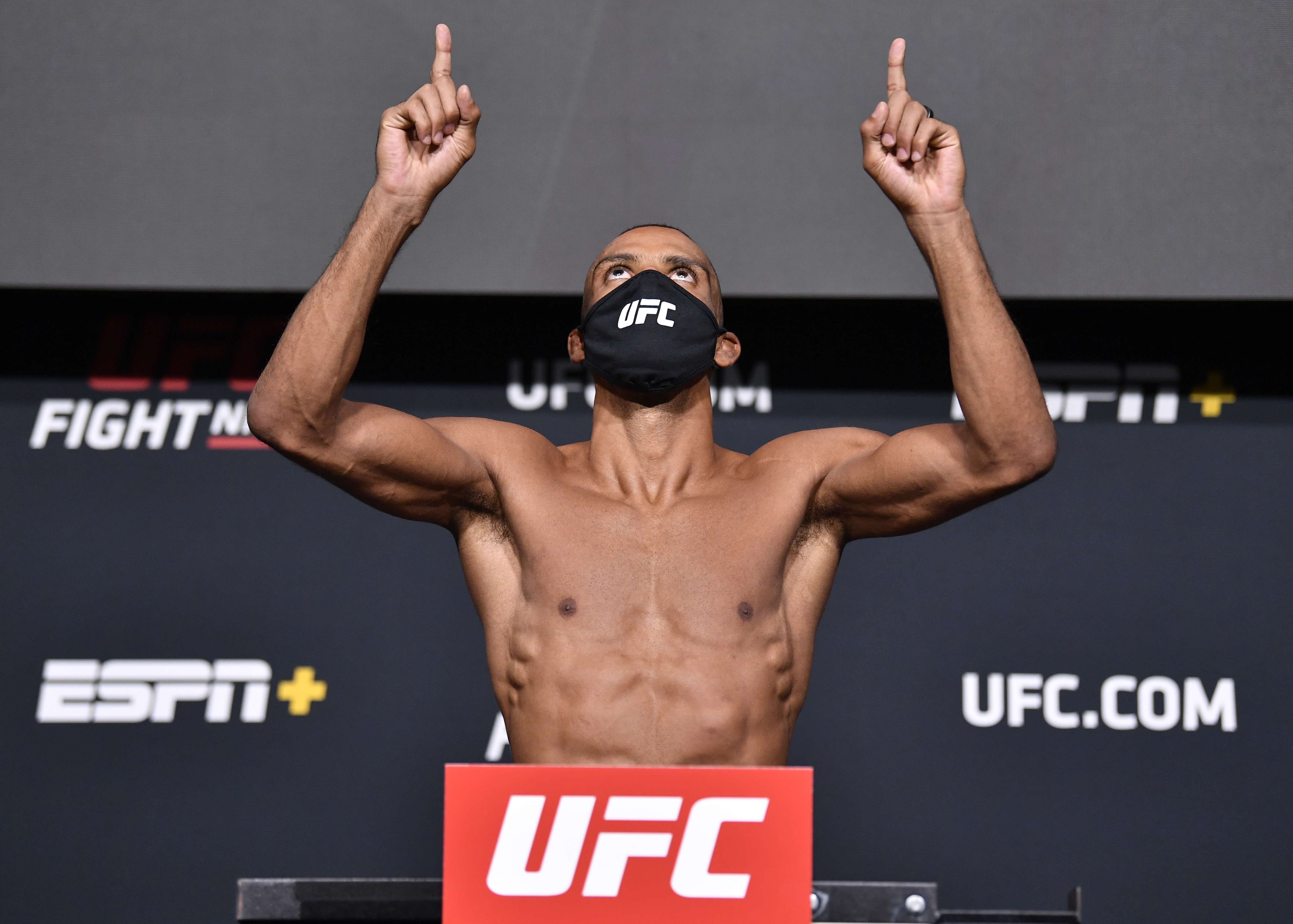 Edson Barboza is set to face Giga Chikadze on August 28.