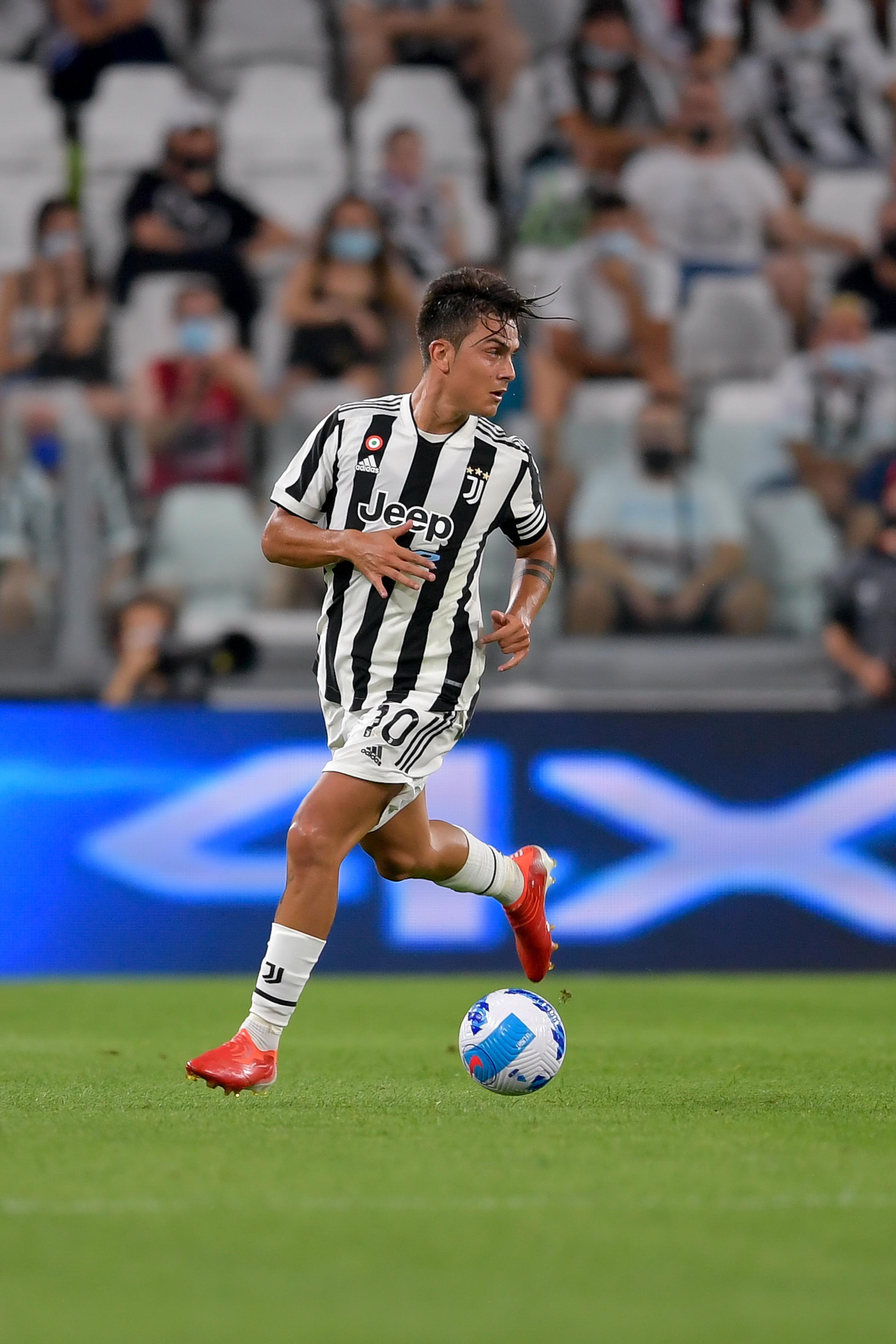 Juventus v Atalanta - Pre-Season Friendly