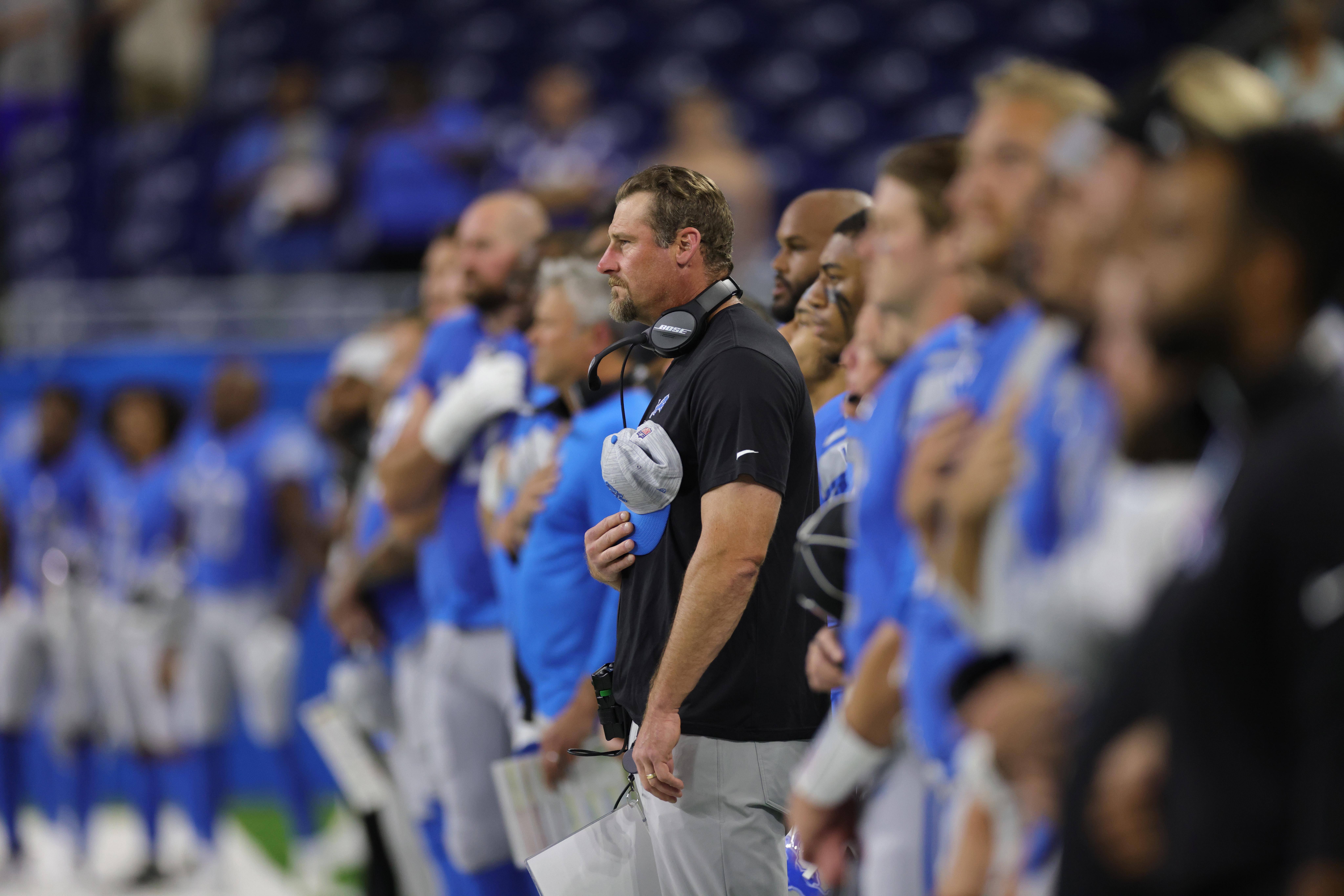 Indianapolis Colts v Detroit Lions