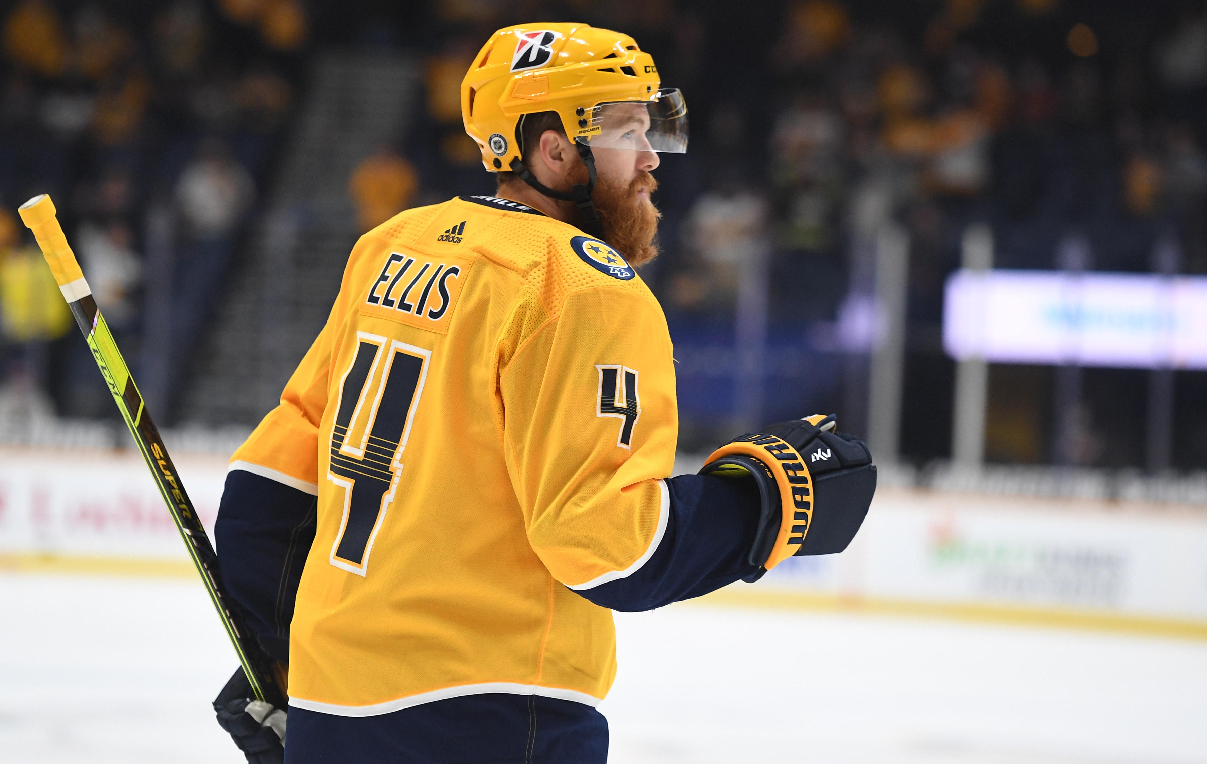 NHL: Florida Panthers at Nashville Predators