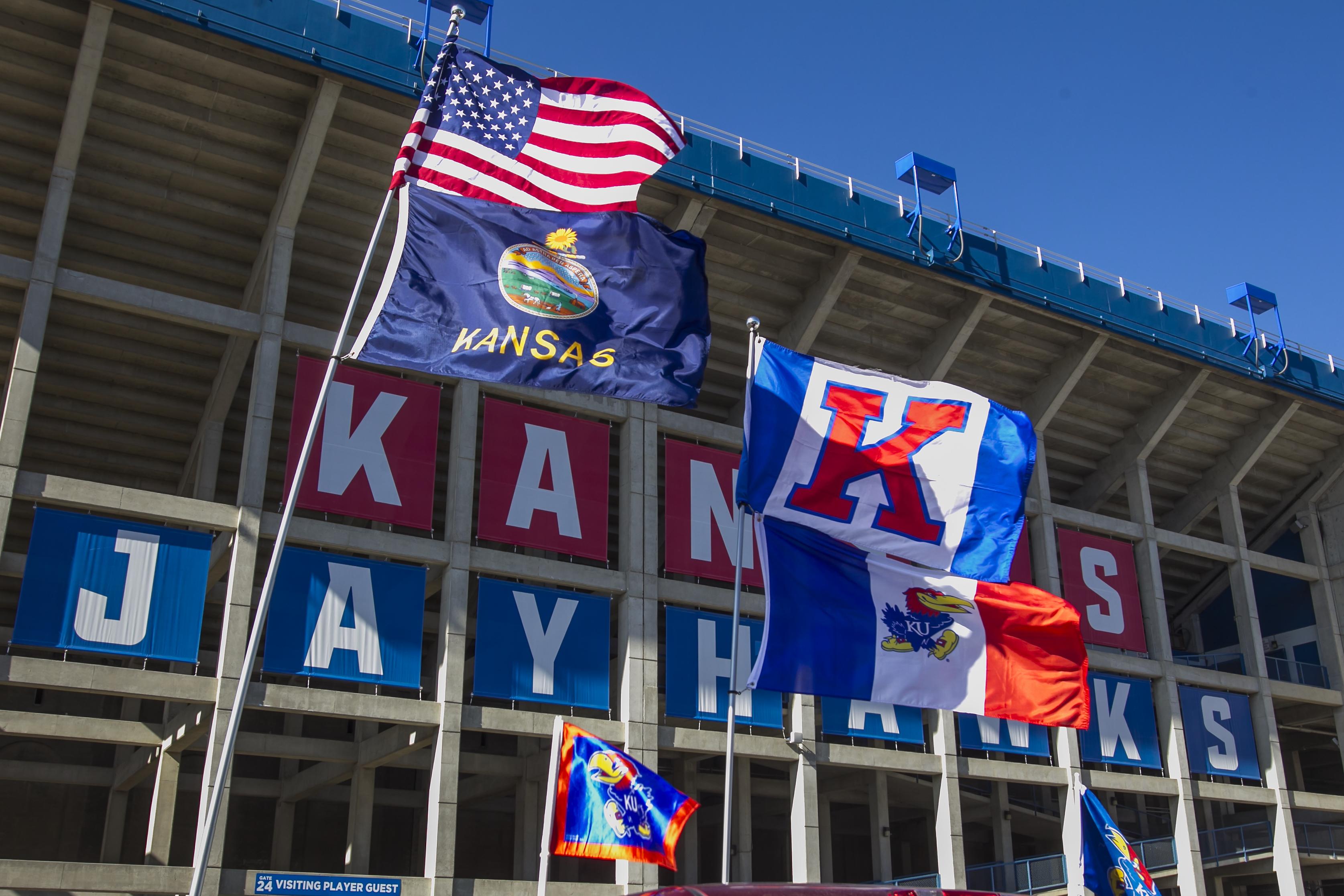 COLLEGE FOOTBALL: NOV 02 Kansas State at Kansas