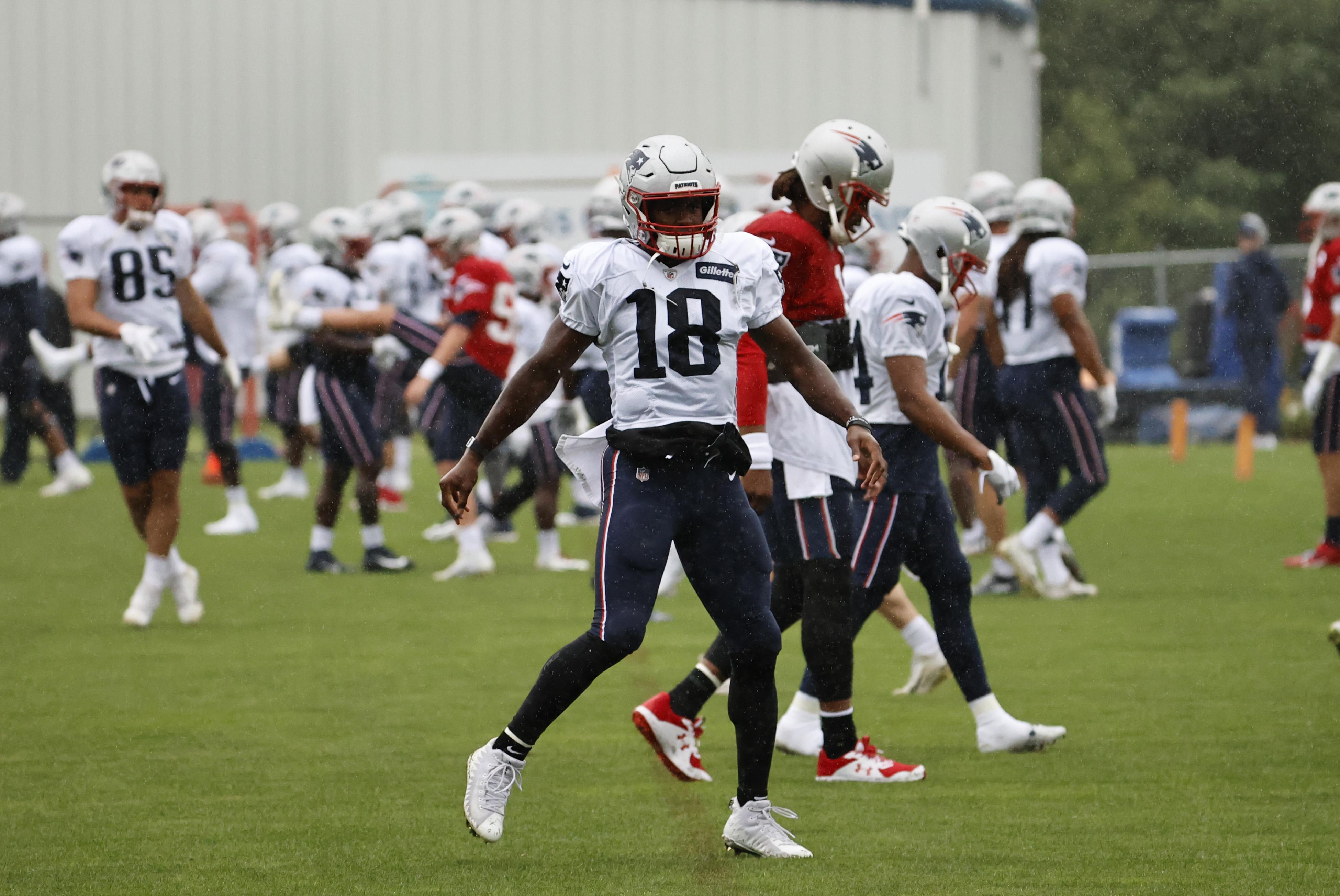 NFL: AUG 05 New England Patriots Training Camp