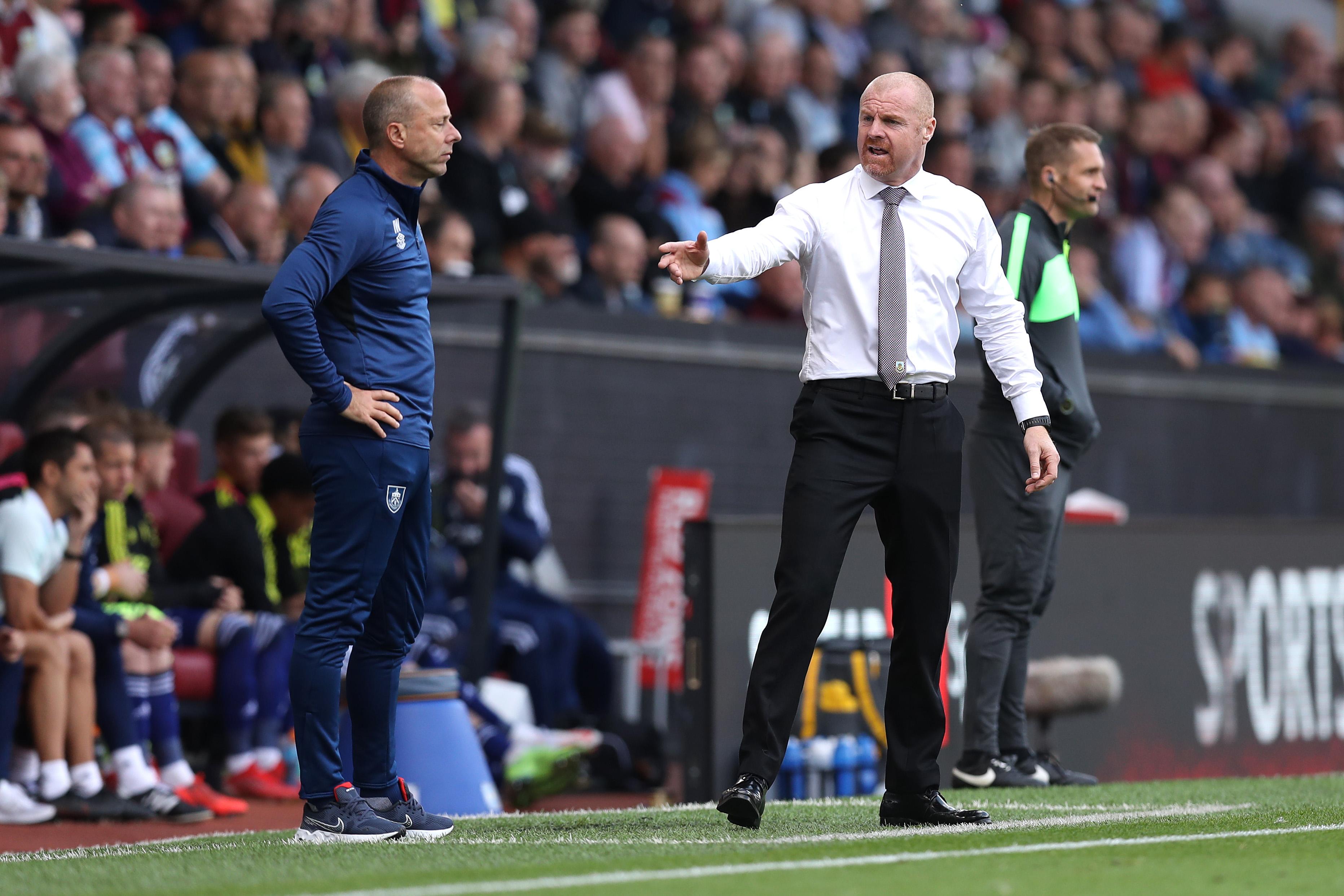 Burnley v Leeds United - Premier League