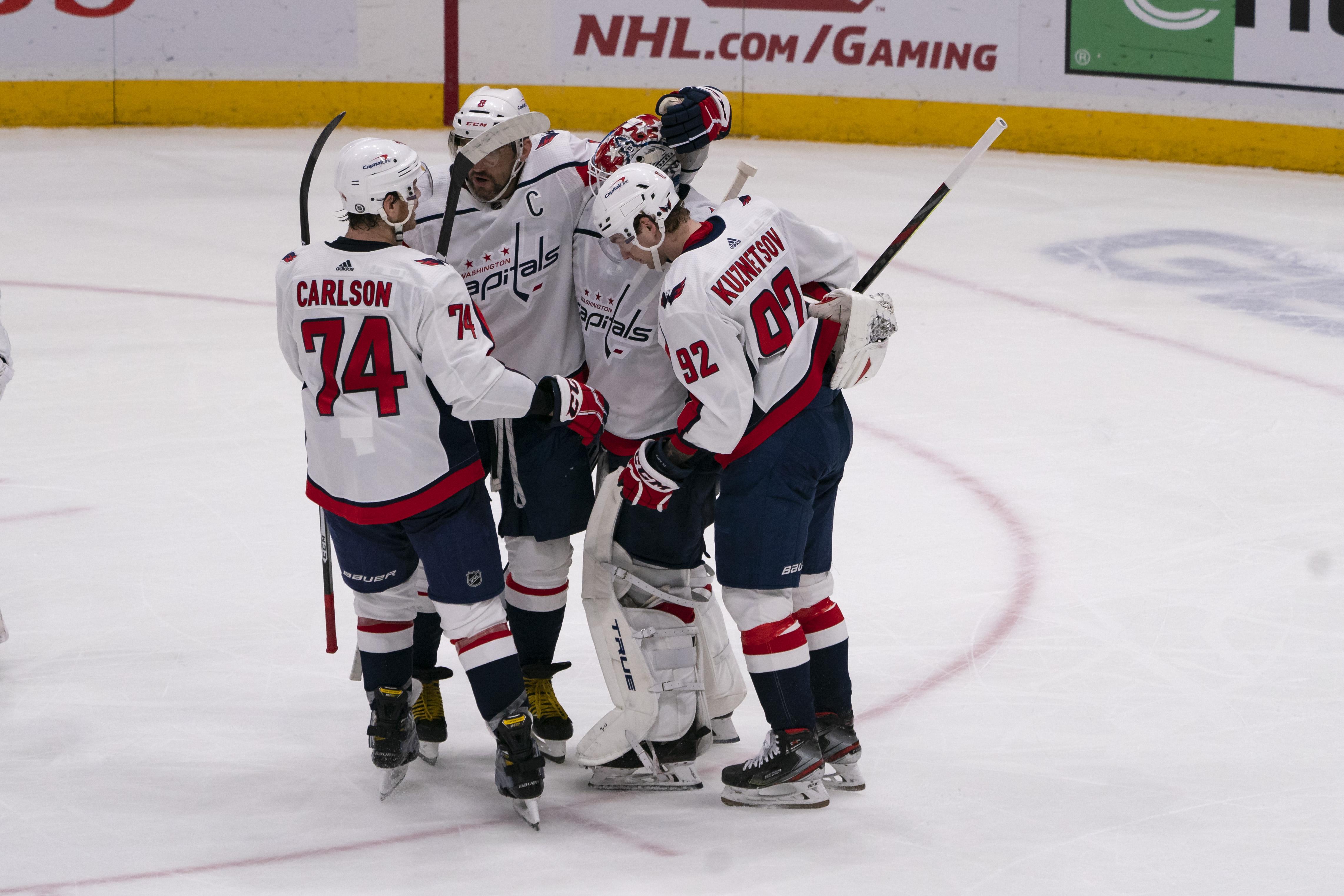 NHL: APR 22 Capitals at Islanders
