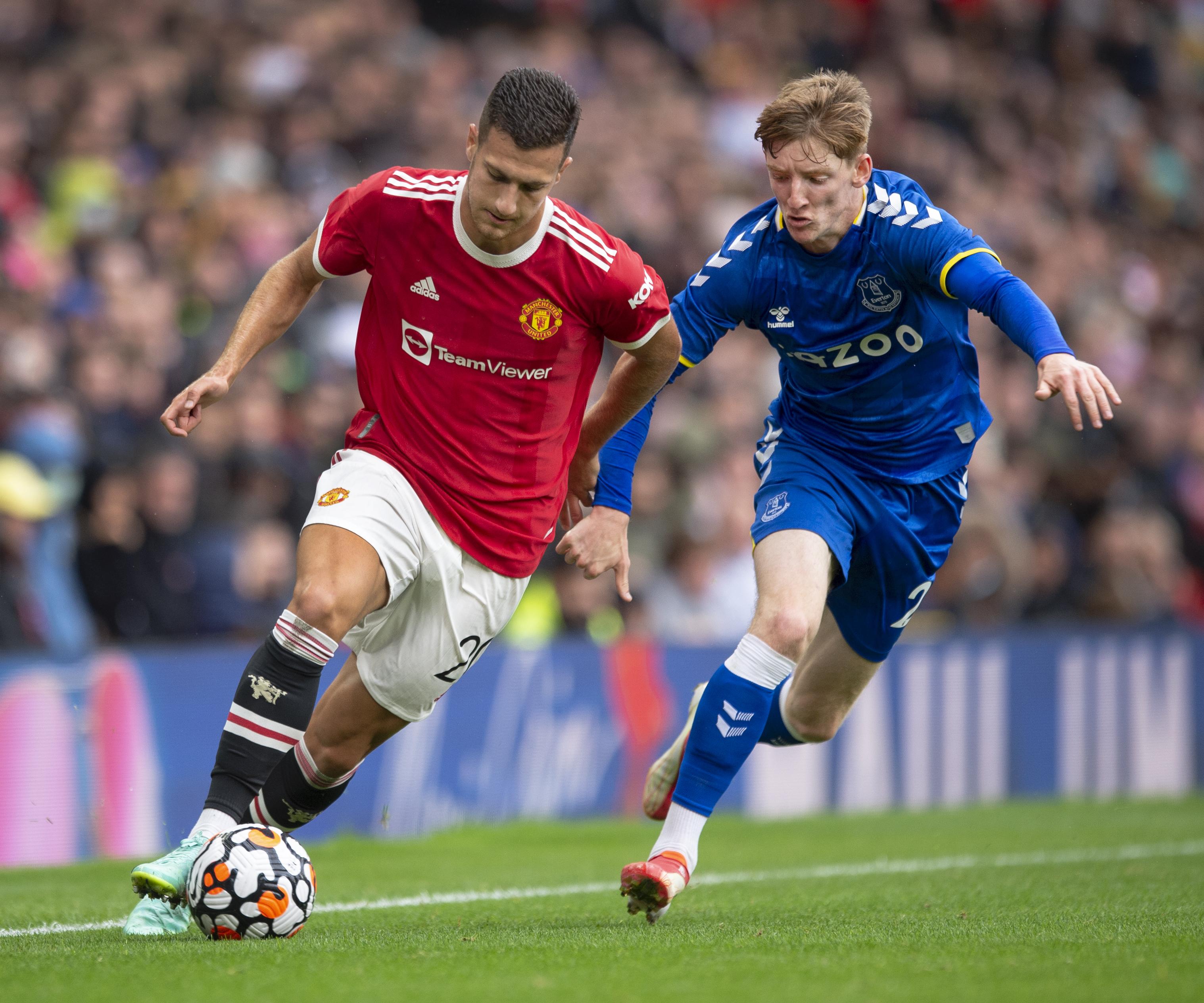 Manchester United v Everton - Pre-season Friendly