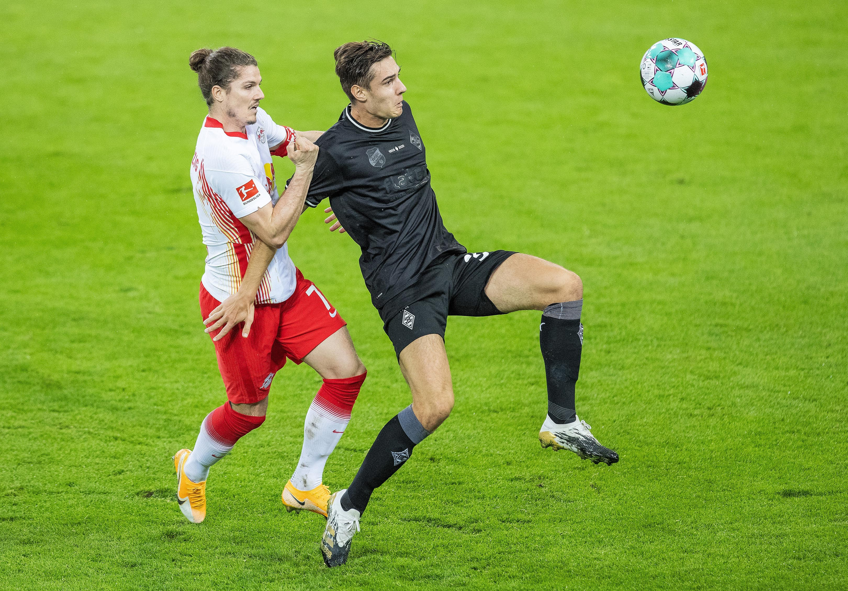 (SP)GERMANY-MOENCHENGLADBACH-FOOTBALL-BUNDESLIGA-LEIPZIG VS MOENCHENGLADBACH