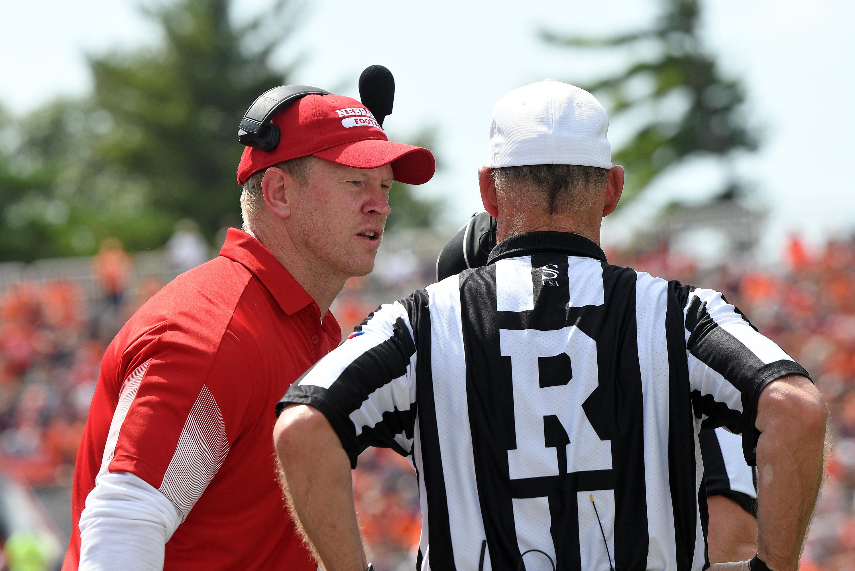 COLLEGE FOOTBALL: AUG 28 Nebraska at Illinois
