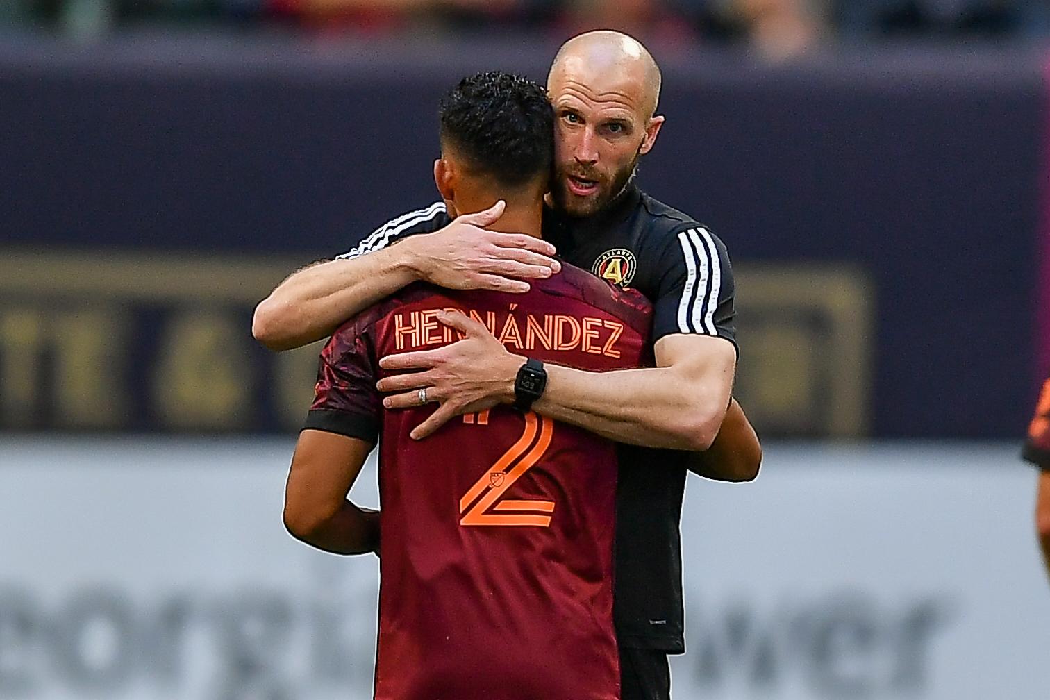 SOCCER: AUG 15 MLS - LAFC at Atlanta United FC