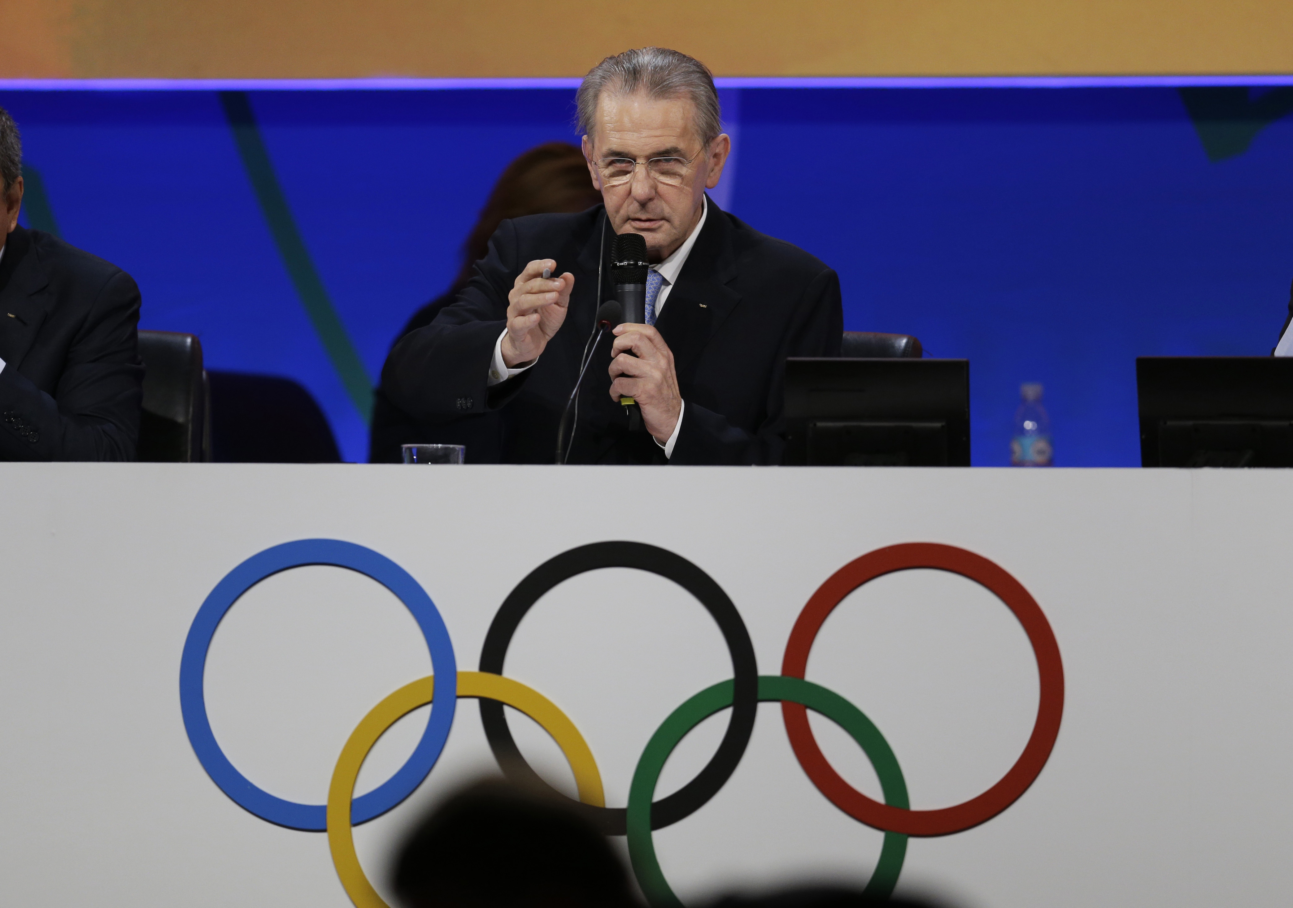 Jacques Rogge, who led the IOC for 12 years, has died. He was 79.