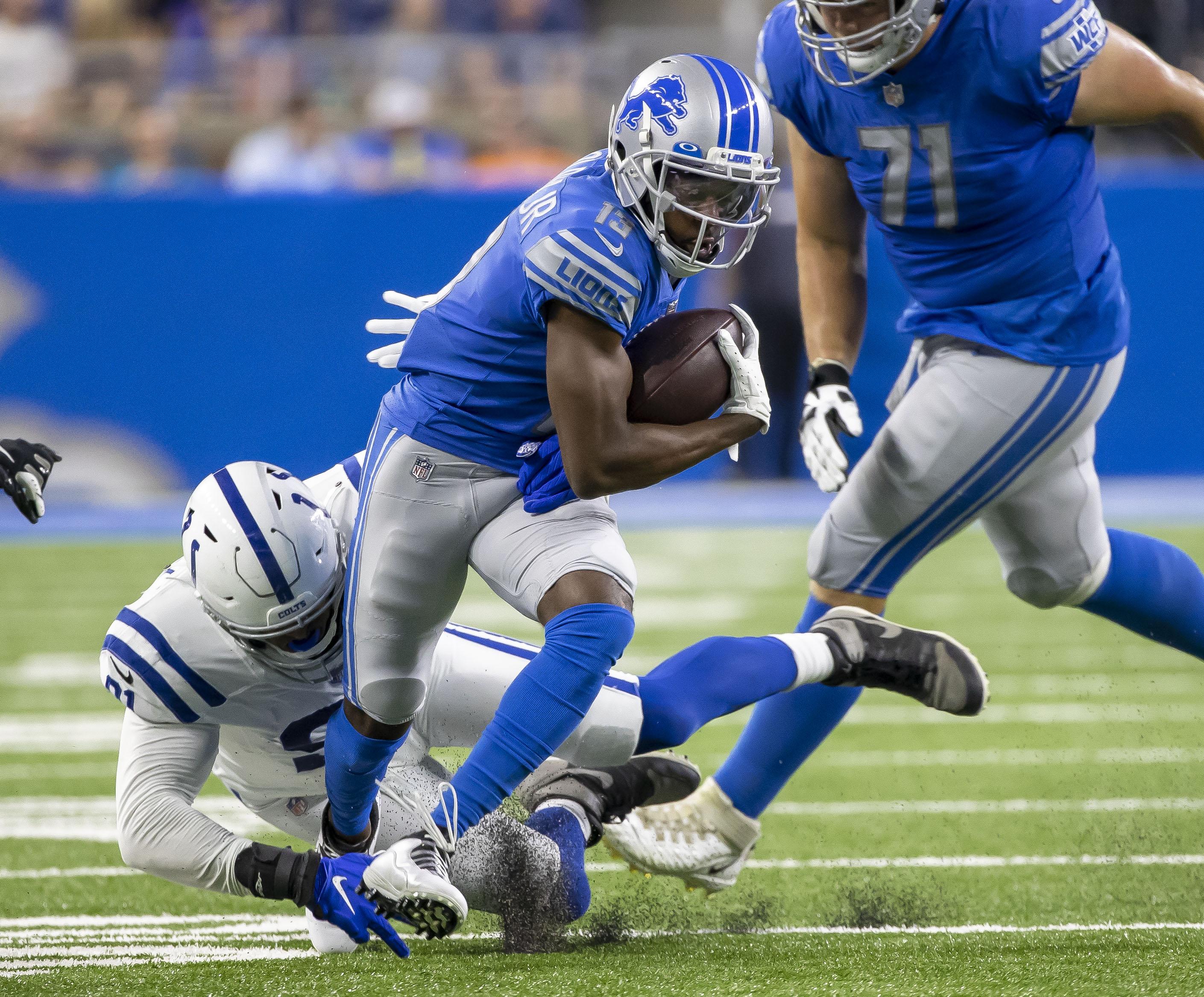 NFL: Indianapolis Colts at Detroit Lions