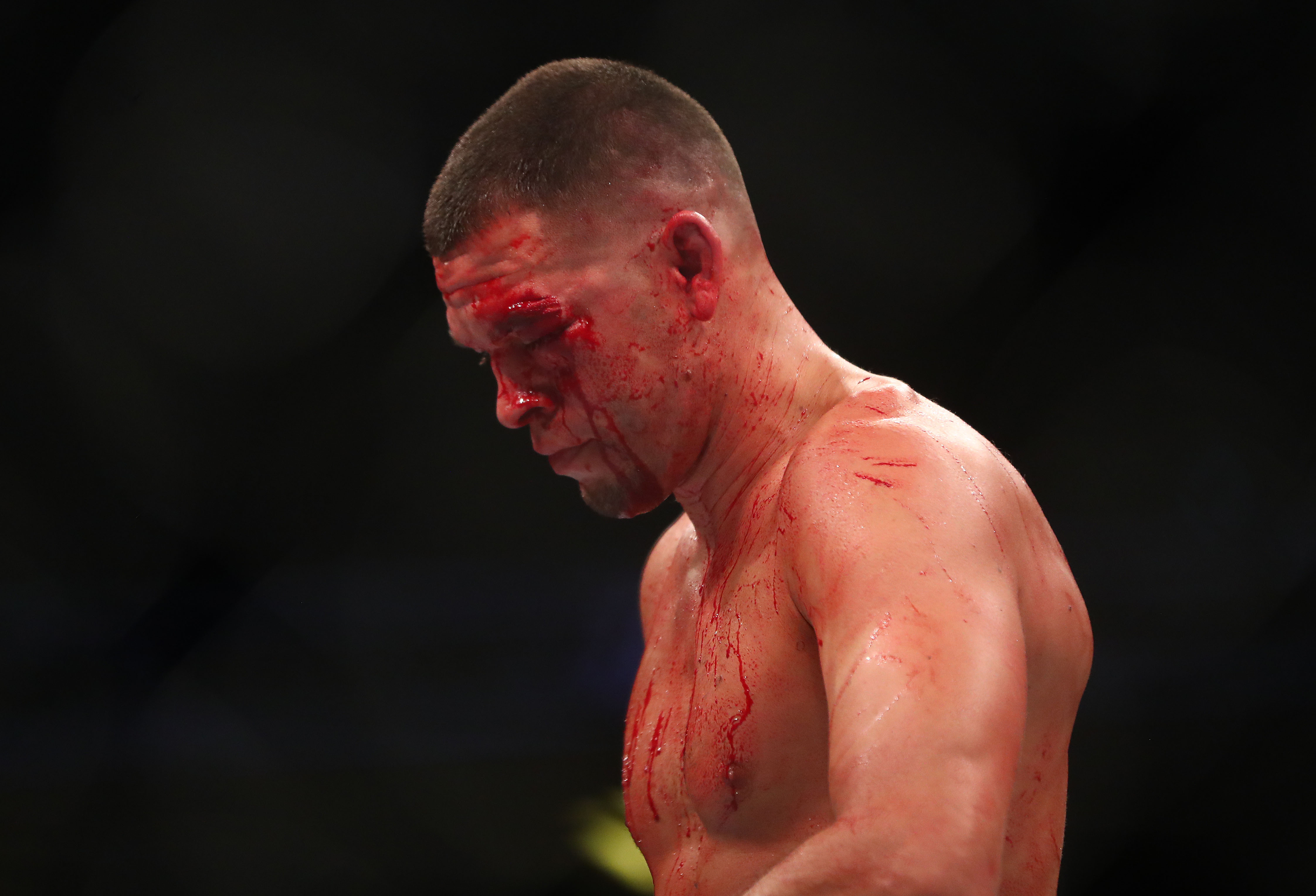 MMA: UFC 263-Diaz vs Edwards