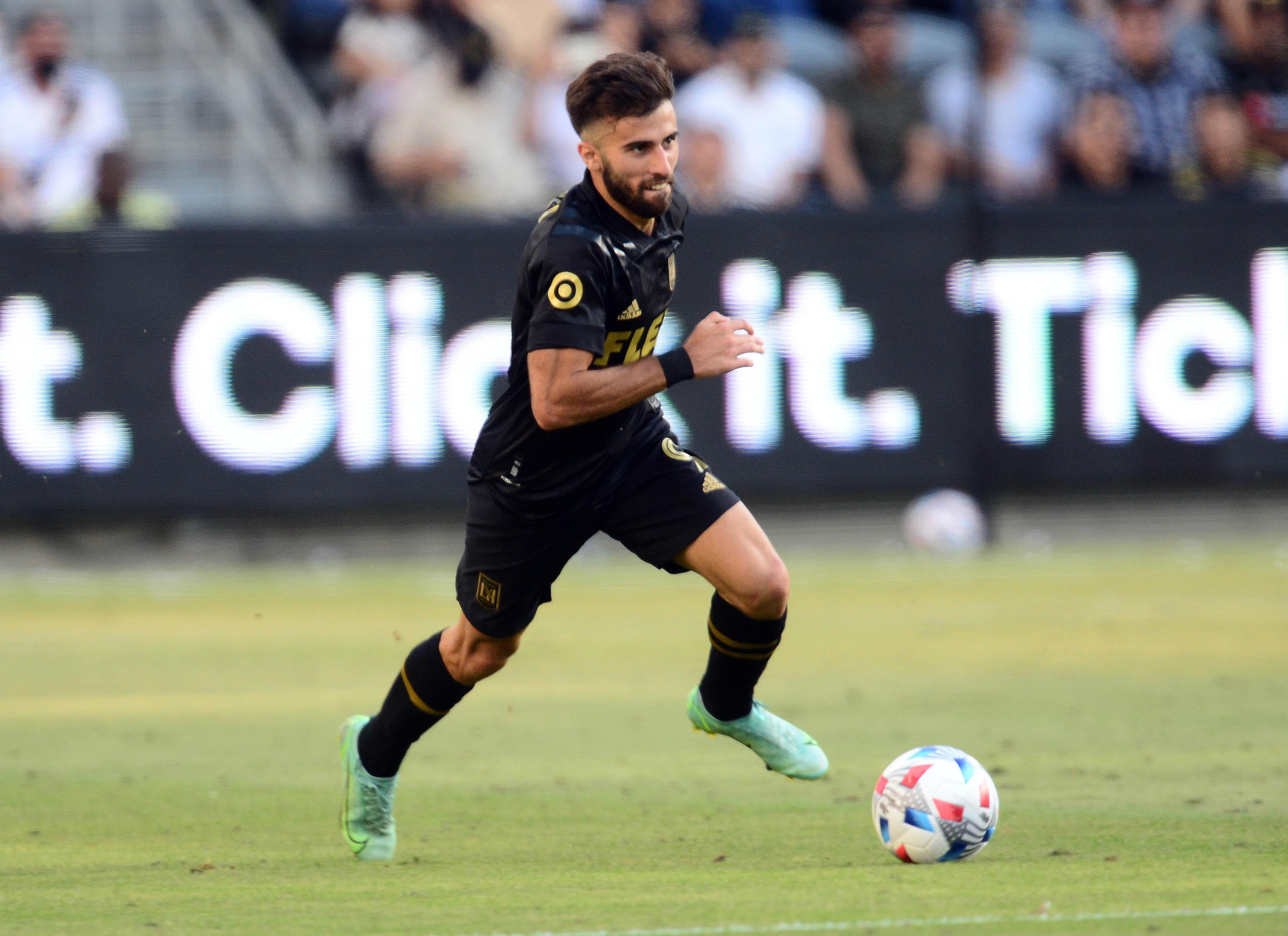 MLS: LA Galaxy at Los Angeles FC