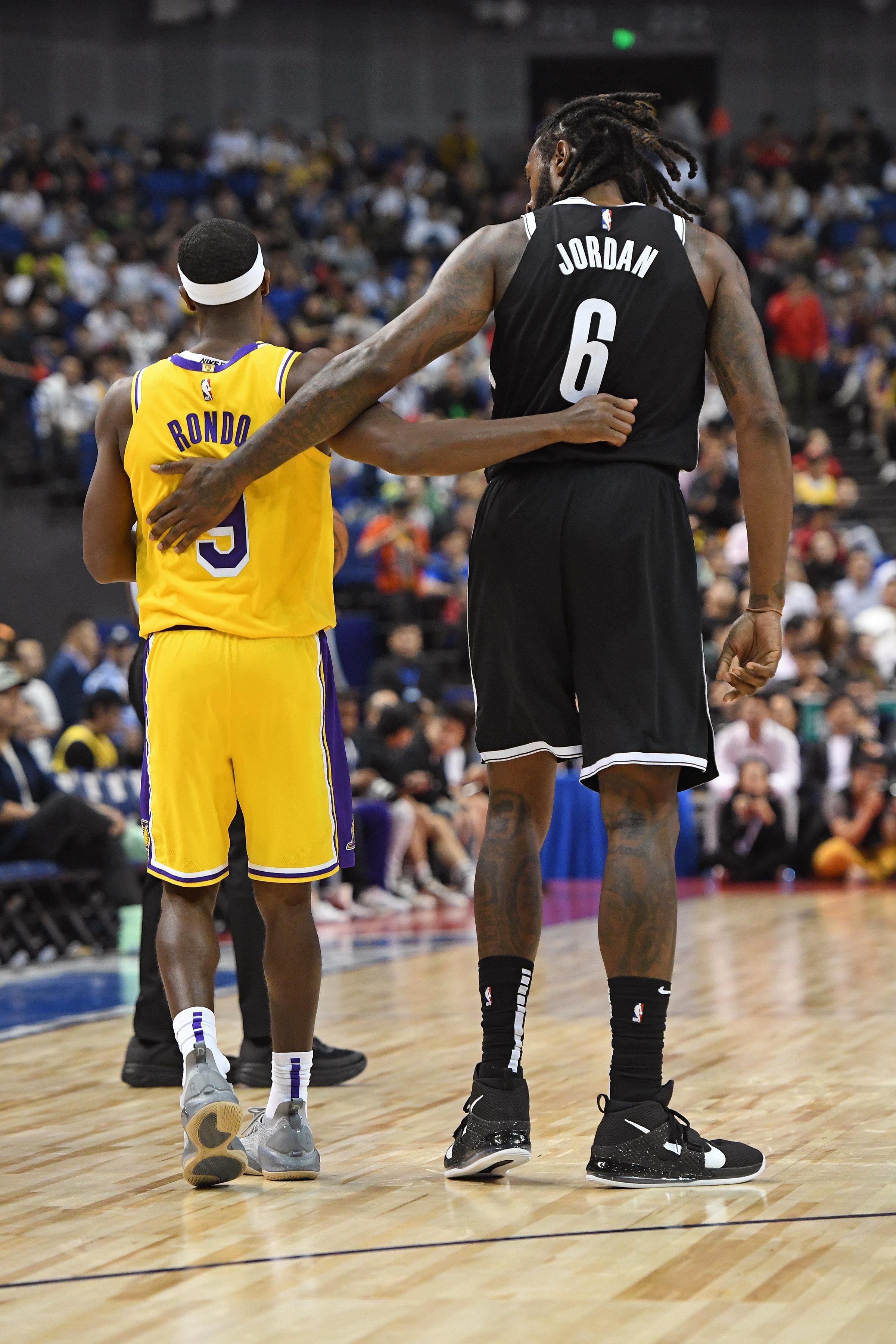 2019 NBA Global Games - Los Angeles Lakers v Brooklyn Nets