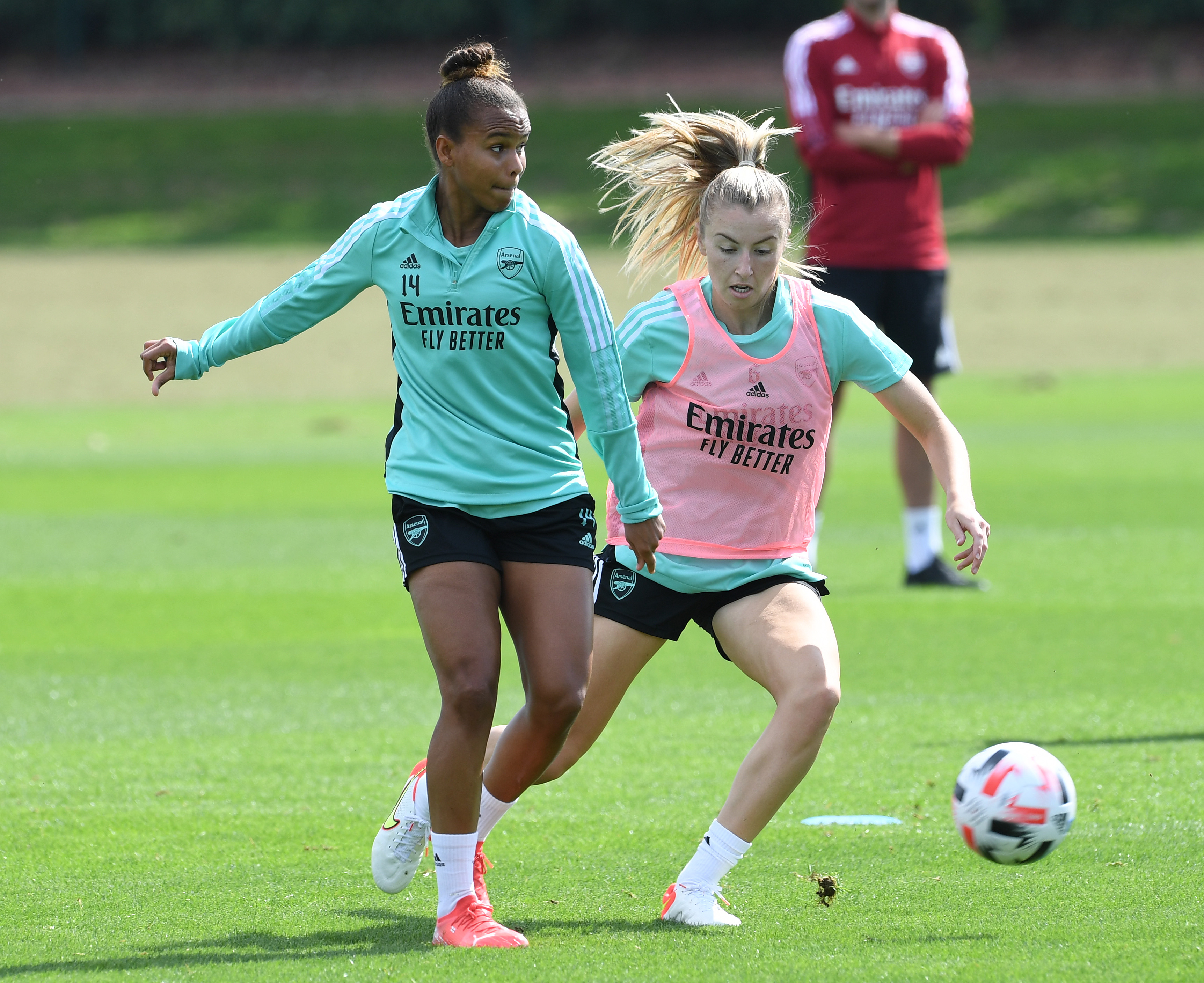 Arsenal Women's Training Session