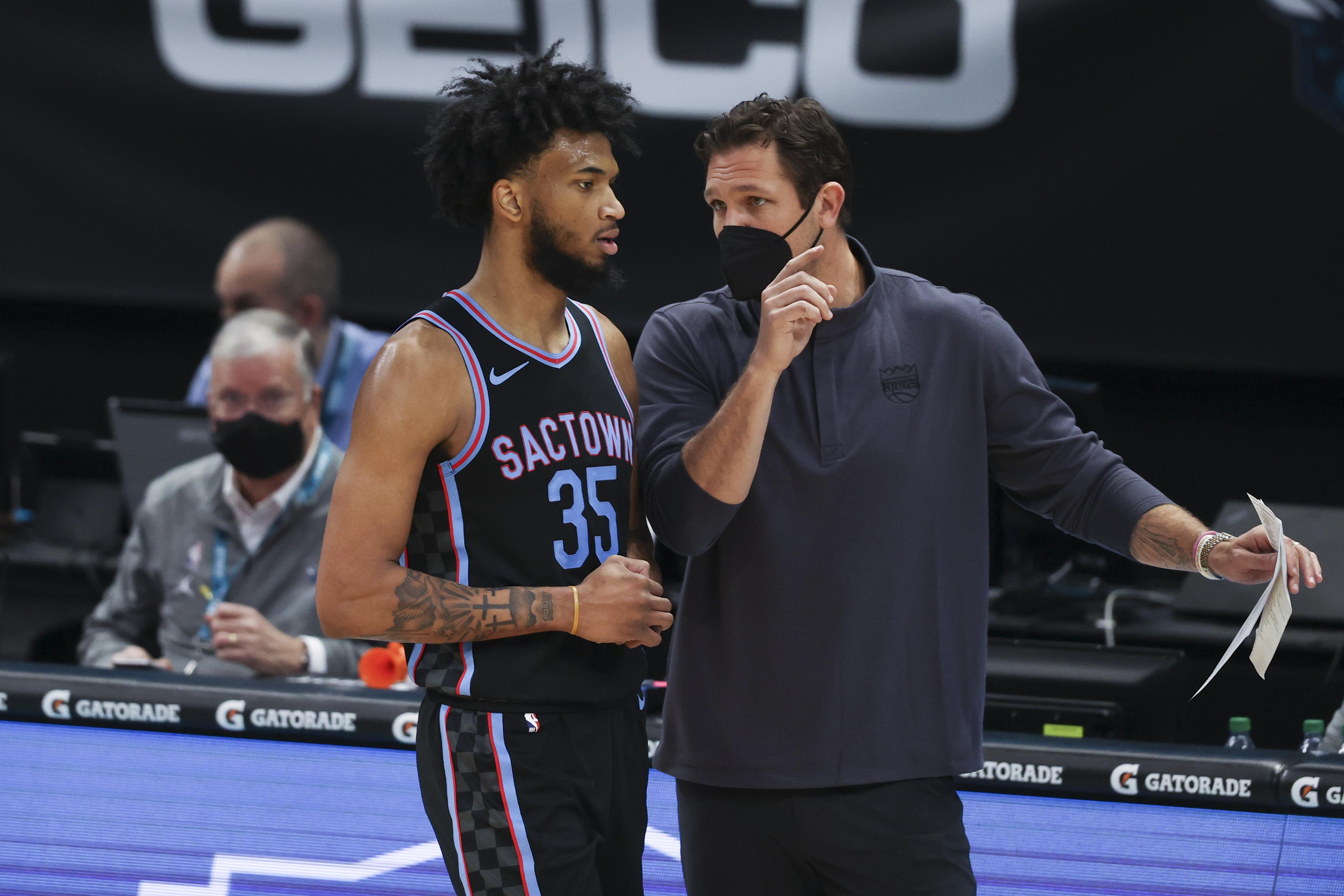 NBA: Sacramento Kings at Charlotte Hornets